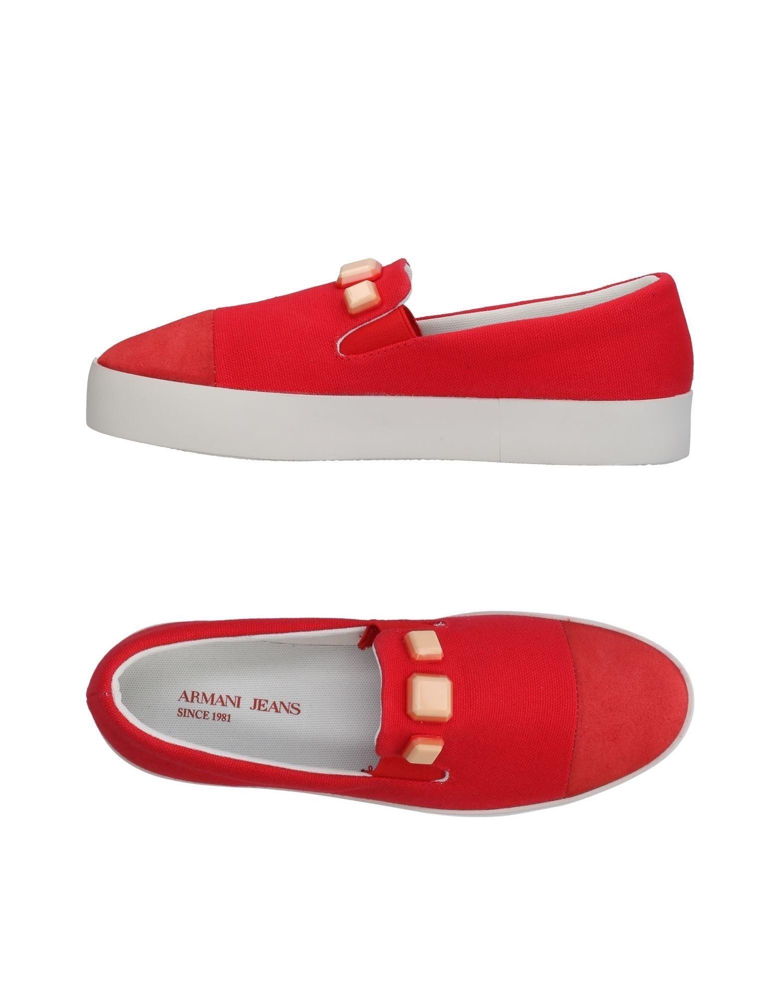 Armani Jeans Sneakers Damen  11456372UT Gute Qualität beliebte Schuhe