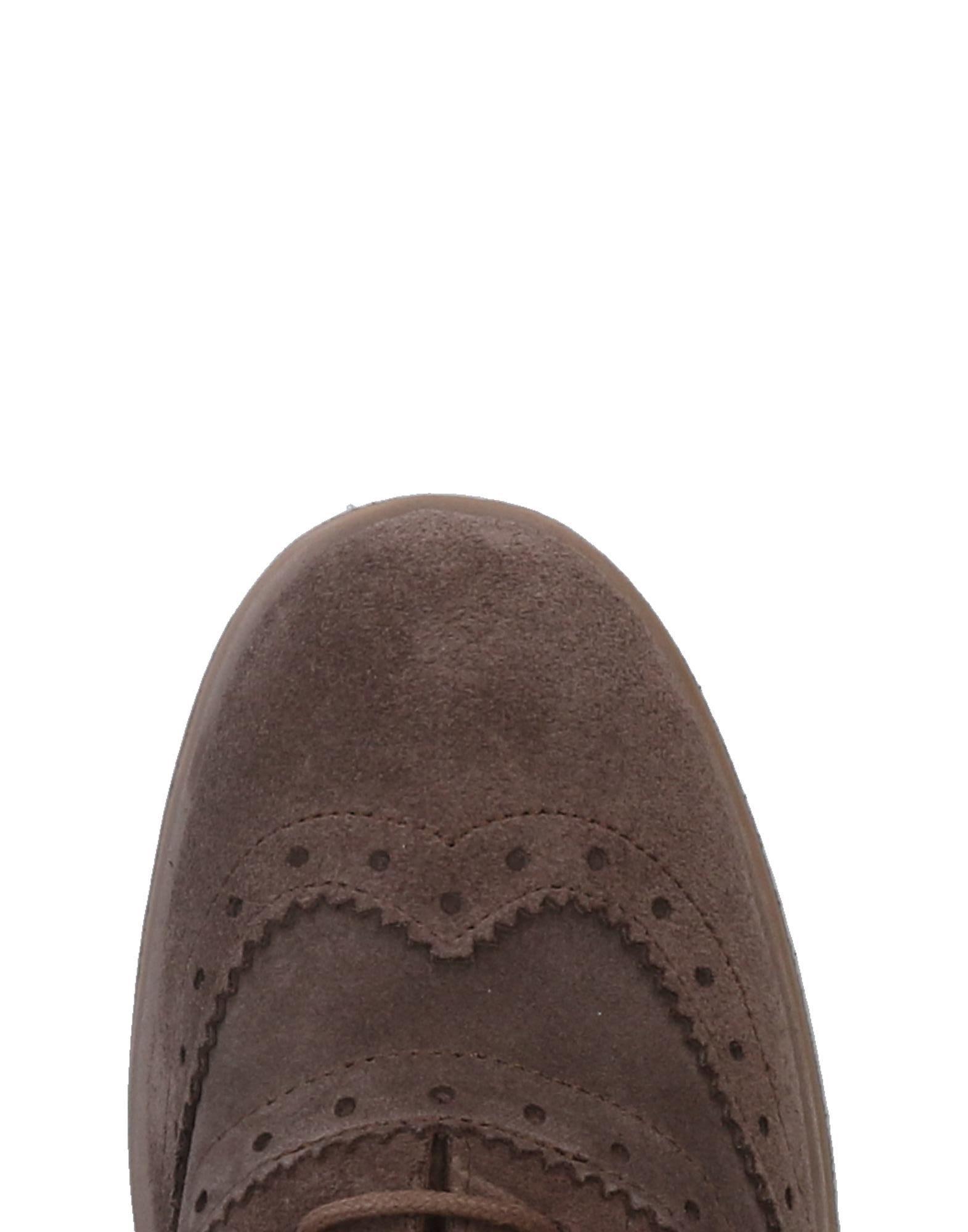Gut um billige Schnürschuhe Schuhe zu tragenArmani Jeans Schnürschuhe billige Damen  11456376VO f3db3c