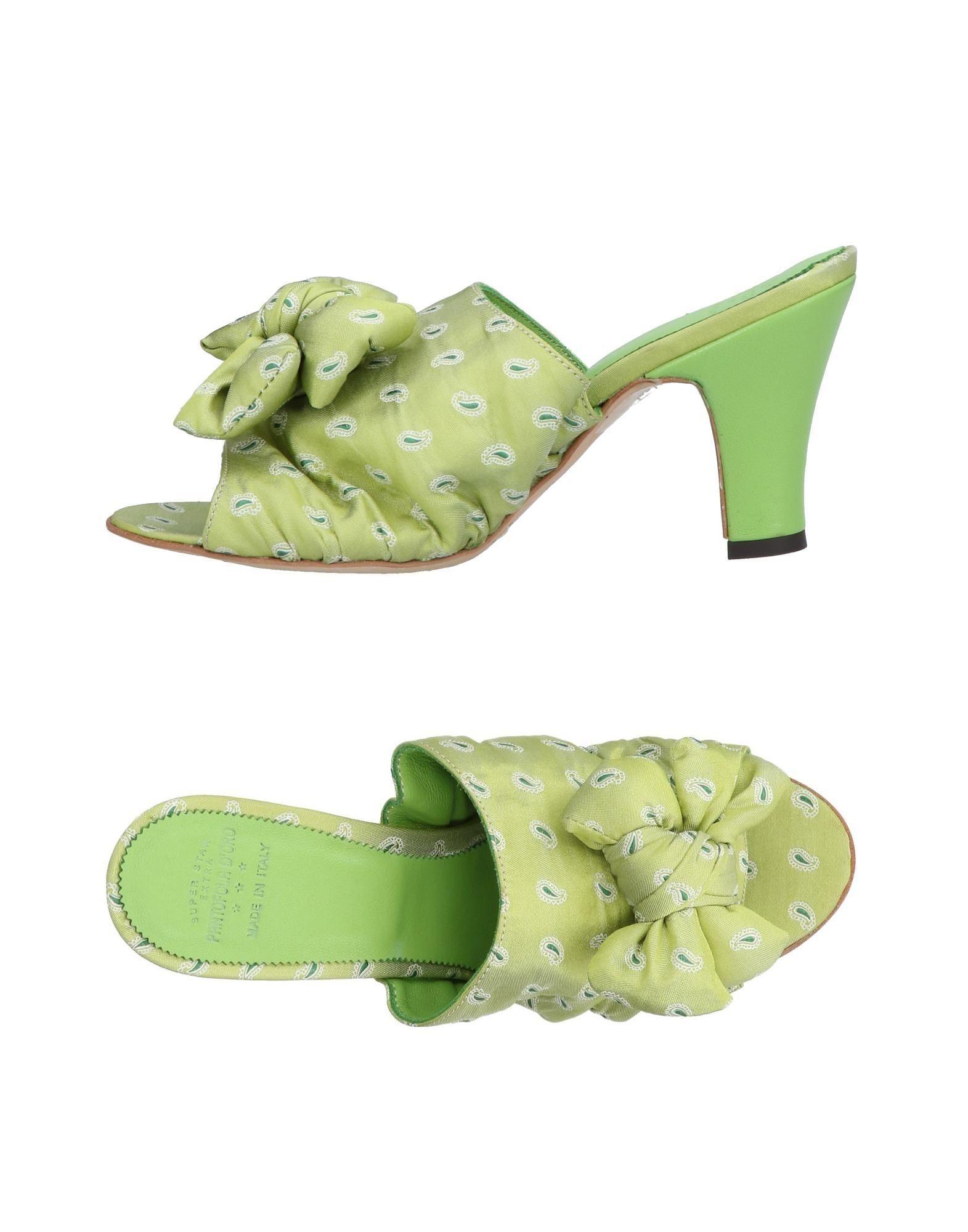 Sandali Pantofola D'oro Donna - 11456382SV