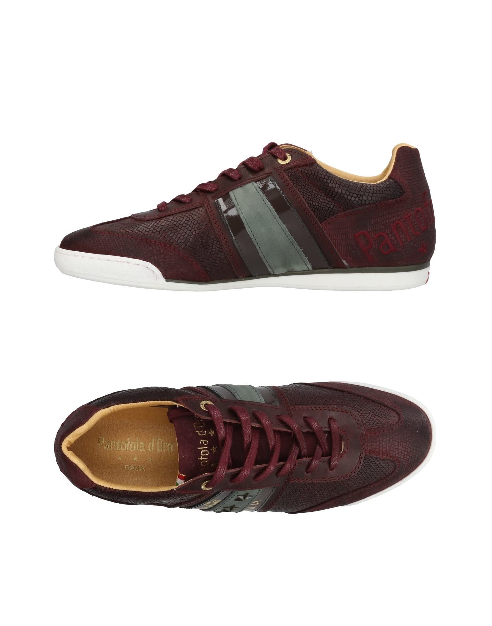 Rabatt Sneakers echte Schuhe Pantofola D'oro Sneakers Rabatt Herren  11456399KU dc8094