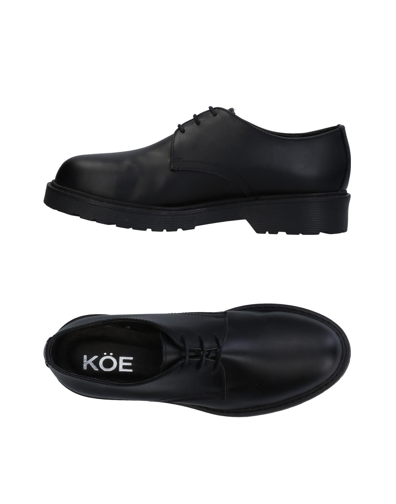 Günstige und modische Schuhe Köe Schnürschuhe Damen  11456413DP