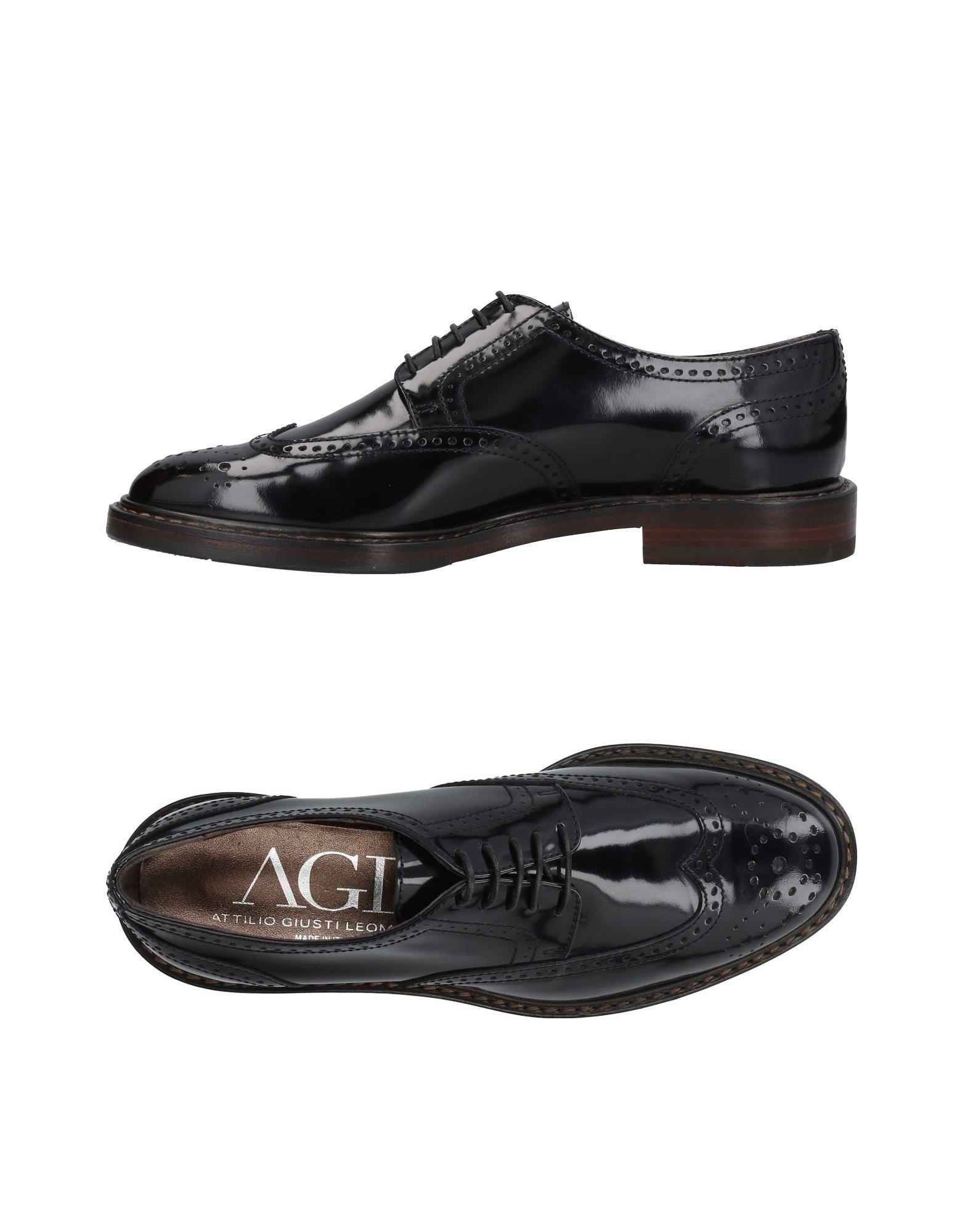 Agl Attilio Giusti Leombruni Schnürschuhe Damen  11456456XE Heiße Heiße 11456456XE Schuhe c0a71a