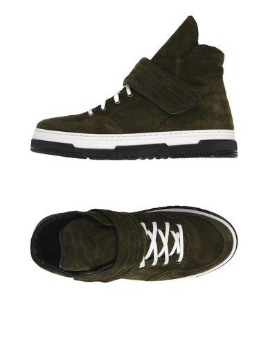 Zapatos con descuento Zapatillas Pierre Darré Hombre - Zapatillas Pierre Darré - 11456481NA Verde militar