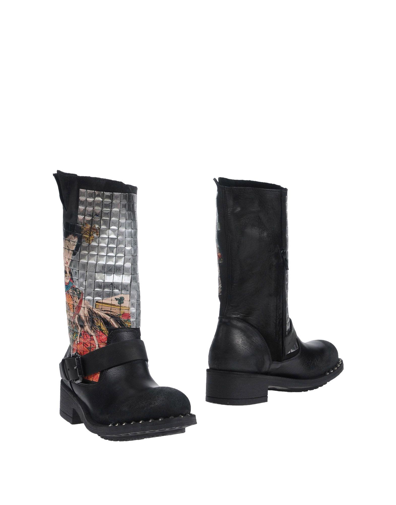 Ovye' Qualität By Cristina Lucchi Stiefelette Damen  11456514OK Gute Qualität Ovye' beliebte Schuhe 6e9142