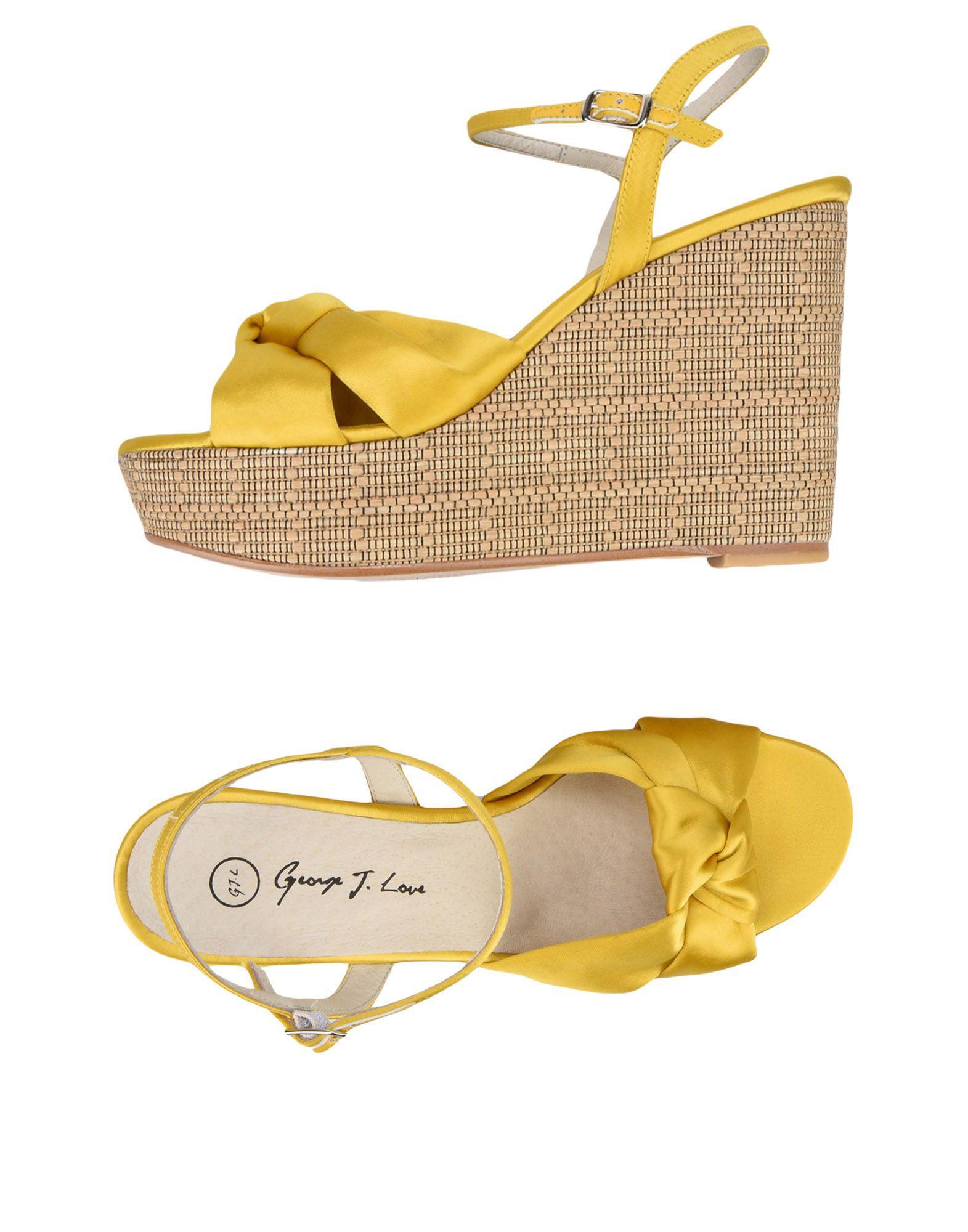 George J. Love Sandalen Damen  11456567TD Gute Qualität beliebte Schuhe