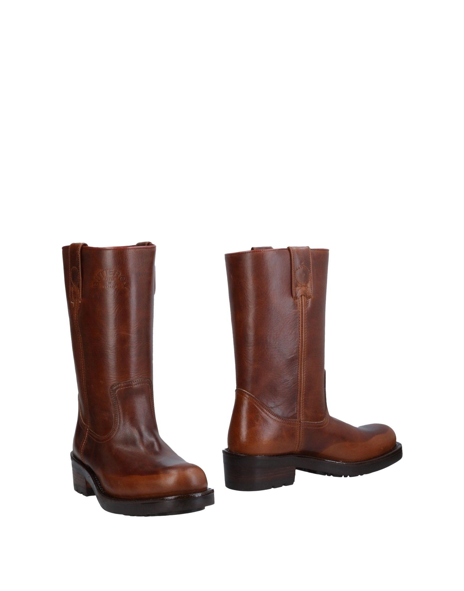 Haltbare Mode billige Schuhe Buttero® Stiefelette Herren Herren Stiefelette  11456579QH Heiße Schuhe 556ac7