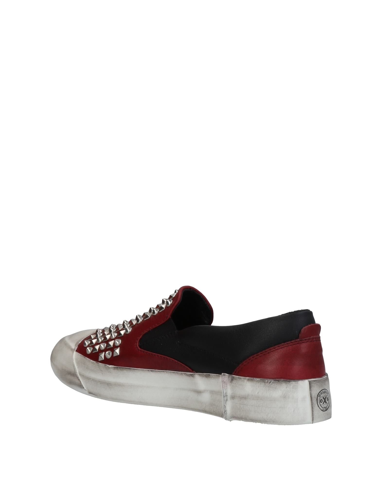 Stilvolle billige Schuhe O.X.S. Sneakers 11456641TE Damen  11456641TE Sneakers 66e8d6