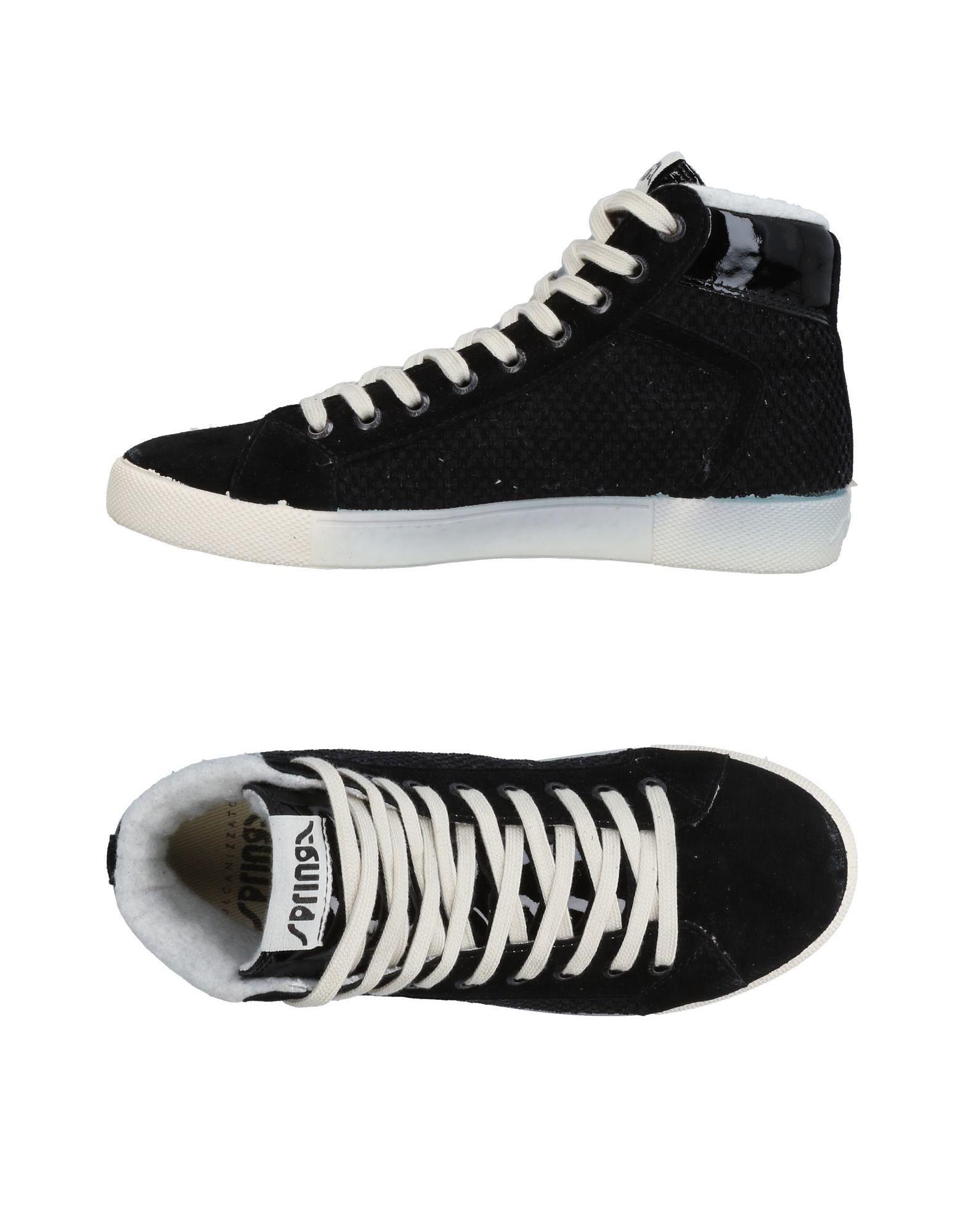 Springa Sneakers Damen  11456660WR Gute Qualität beliebte Schuhe