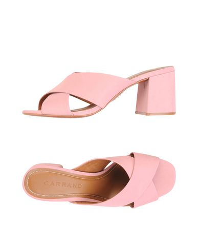 Los últimos zapatos de descuento para hombres y mujeres Sandalia Carrano Slippers - Mujer - Sandalias Carrano   - 11456672HM Rosa