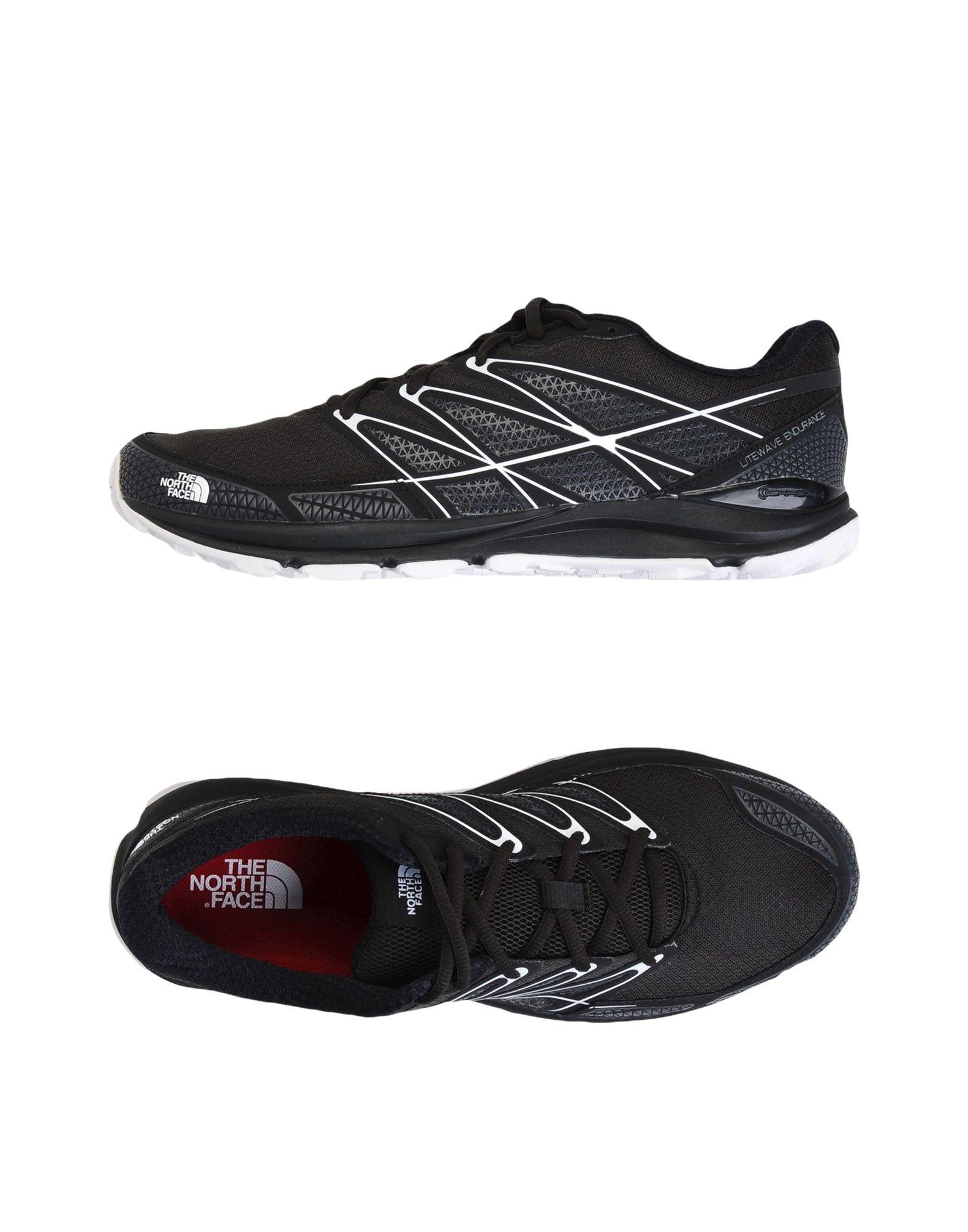 Sneakers The North Face M Litewave Endurance Tnfblack/Tnfwht - Uomo - 11456676UT