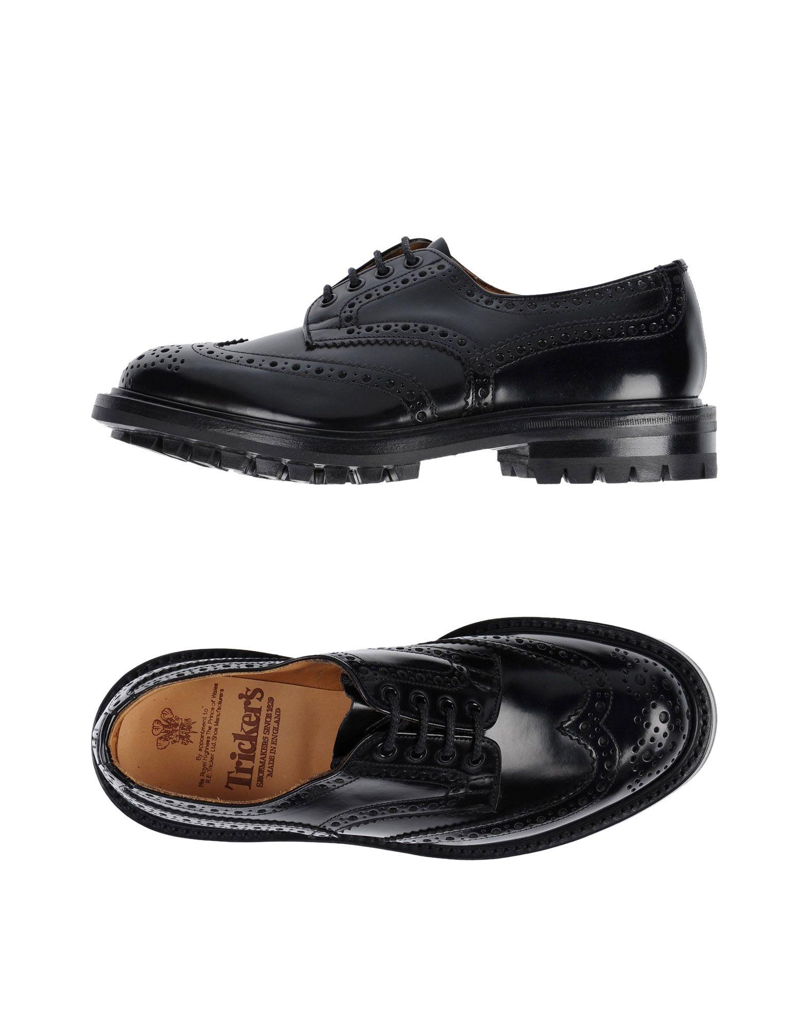 Tricker's Schnürschuhe Herren  11456679GG Gute Qualität beliebte Schuhe