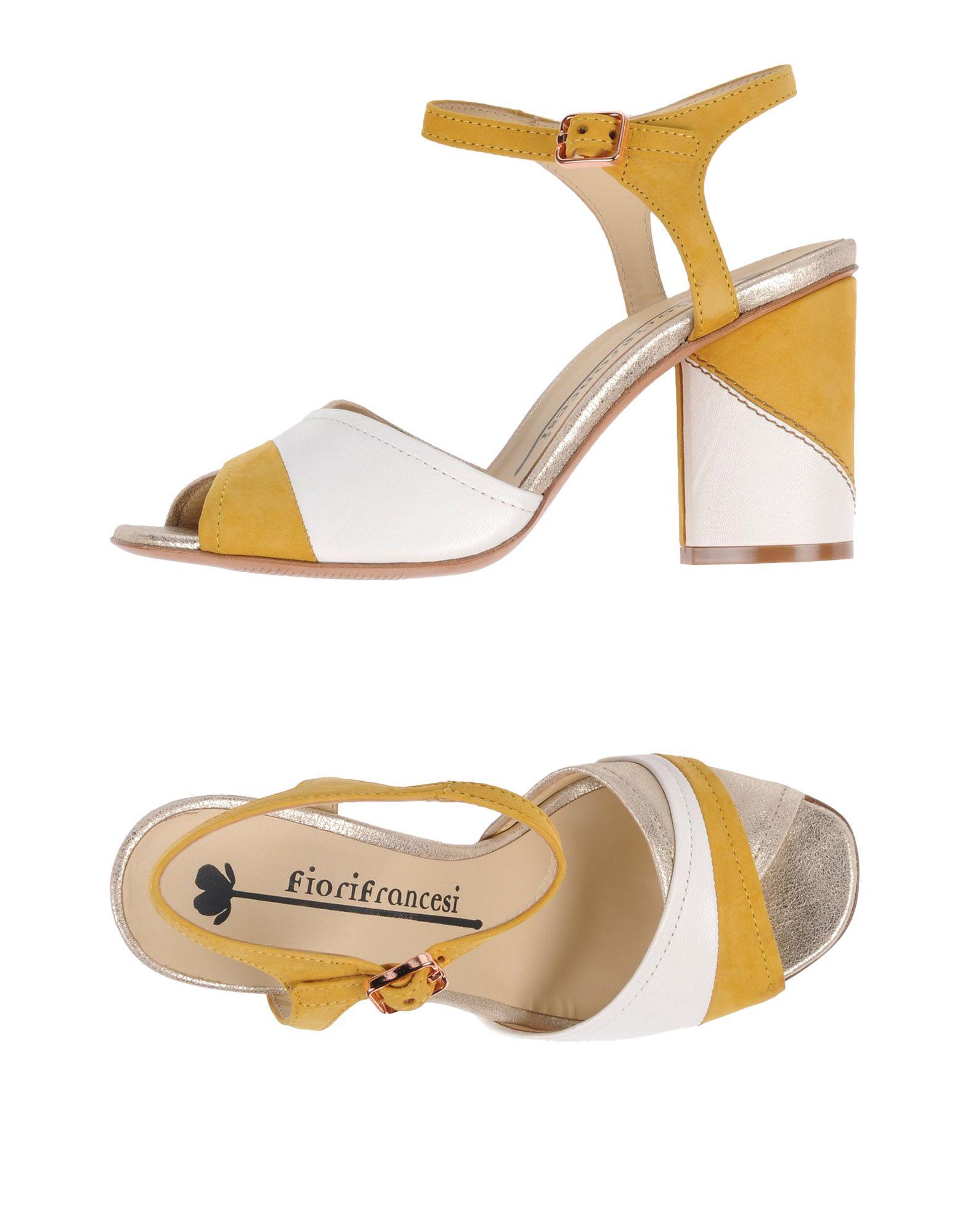 Fiorifrancesi Sandalen Damen  11456715VW Gute Qualität beliebte Schuhe