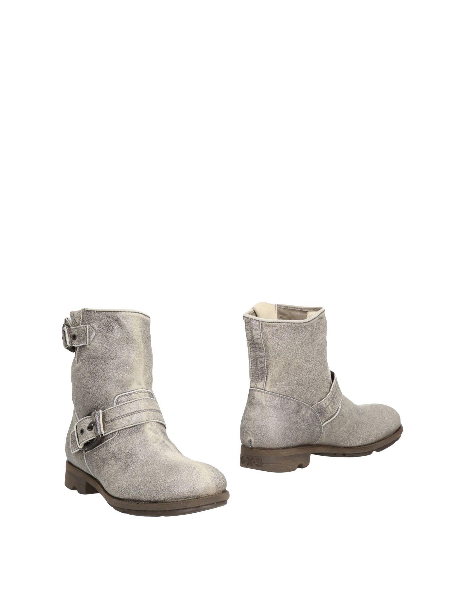 Stilvolle Damen billige Schuhe O.X.S. Stiefelette Damen Stilvolle  11456732FG ce14b8