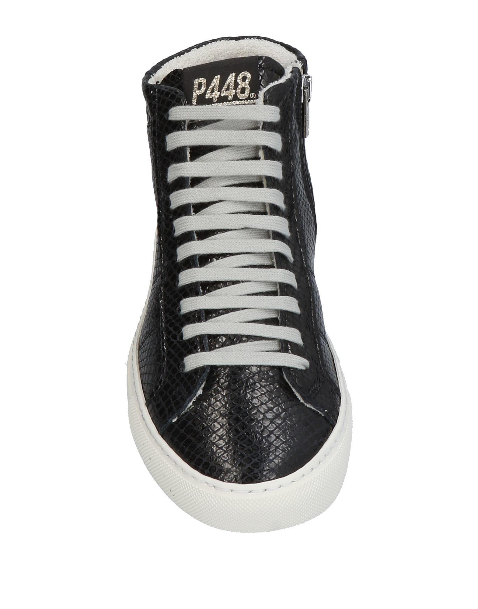 Gut um billige Damen Schuhe zu tragenP448 Sneakers Damen billige  11456788GR 2916fb