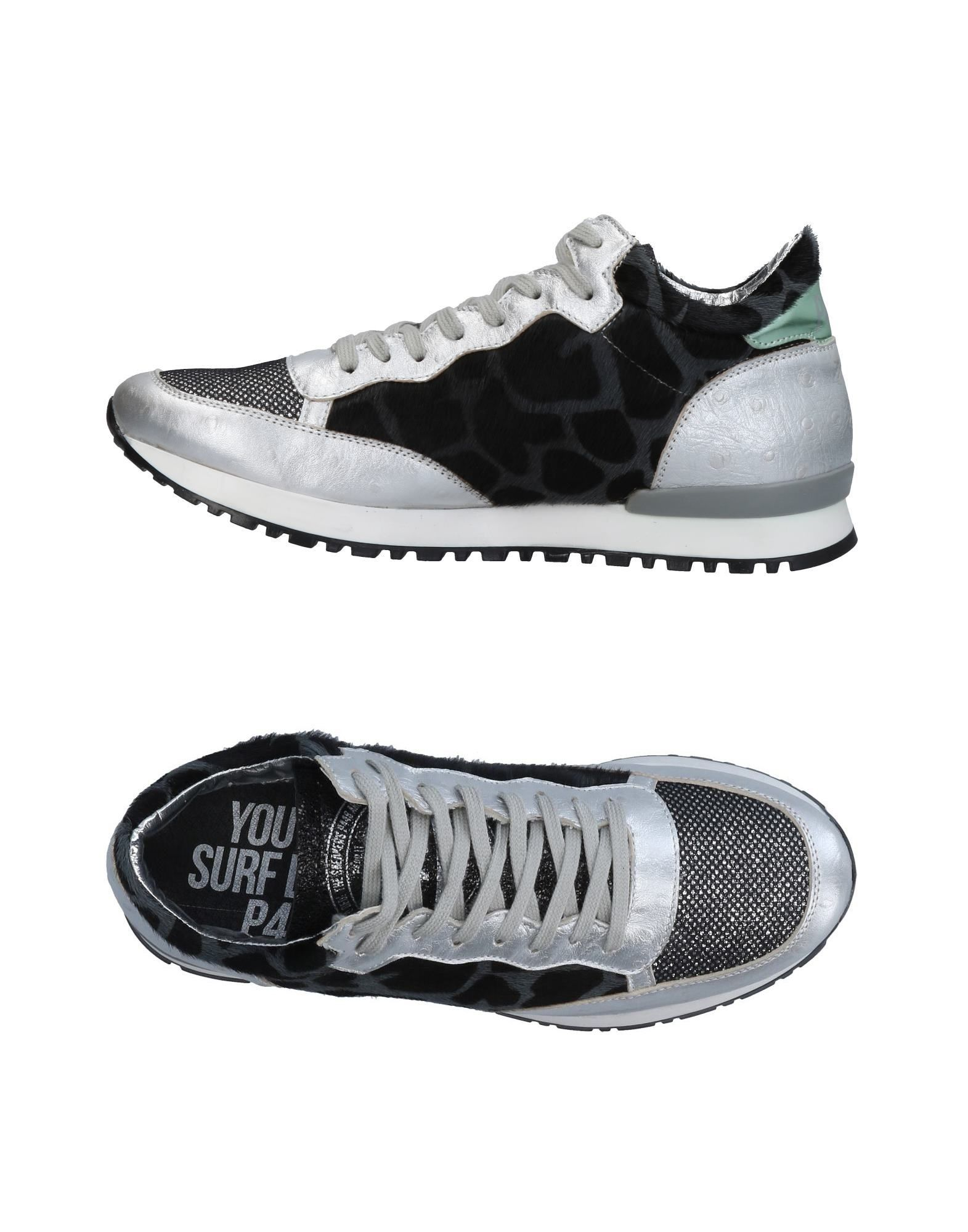 Moda Sneakers P448 Donna 11456790LR - 11456790LR Donna f9e5a2