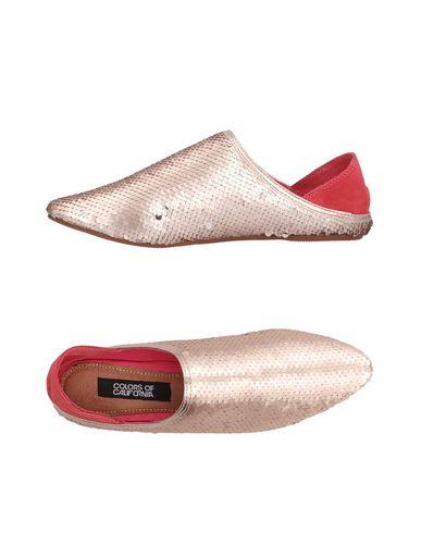 Zapatos casuales salvajes Mocasín Colors Of Colors California Mujer - Mocasines Colors Of Of California - 11456791JR Cobre 9ea043
