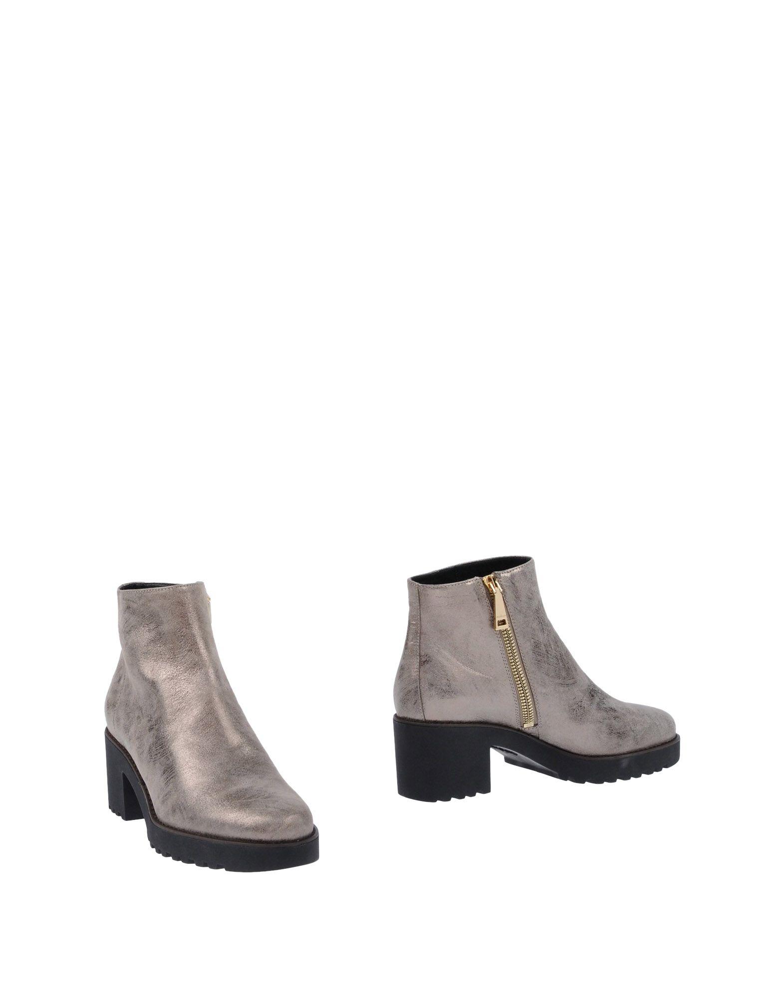 Rabatt Schuhe Hogan Stiefelette Damen  11456809PT