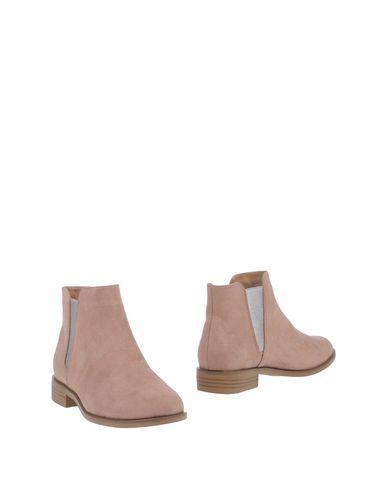 Zapatos de hombres y mujeres de moda Only casual Botas Chelsea Only moda Mujer - Botas Chelsea Only - 11456812NL Rosa pastel 56ef27