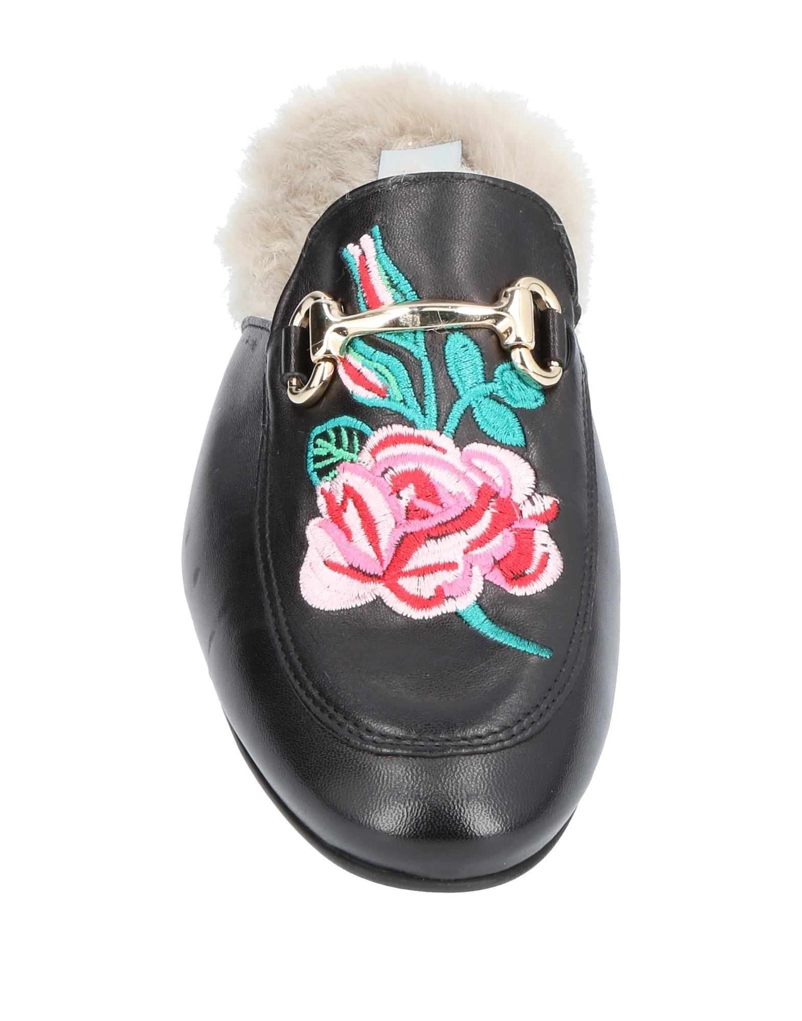 Divine Follie Pantoletten Damen   Damen 11456855UC Neue Schuhe cceeff