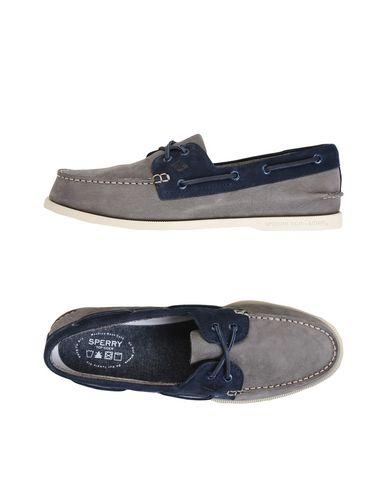 Zapatos con descuento Mocasín Washable Sperry Top-Sider A/O 2-Eye Washable Mocasín - Hombre - Mocasines Sperry Top-Sider - 11456897HB Plomo 8a7e66