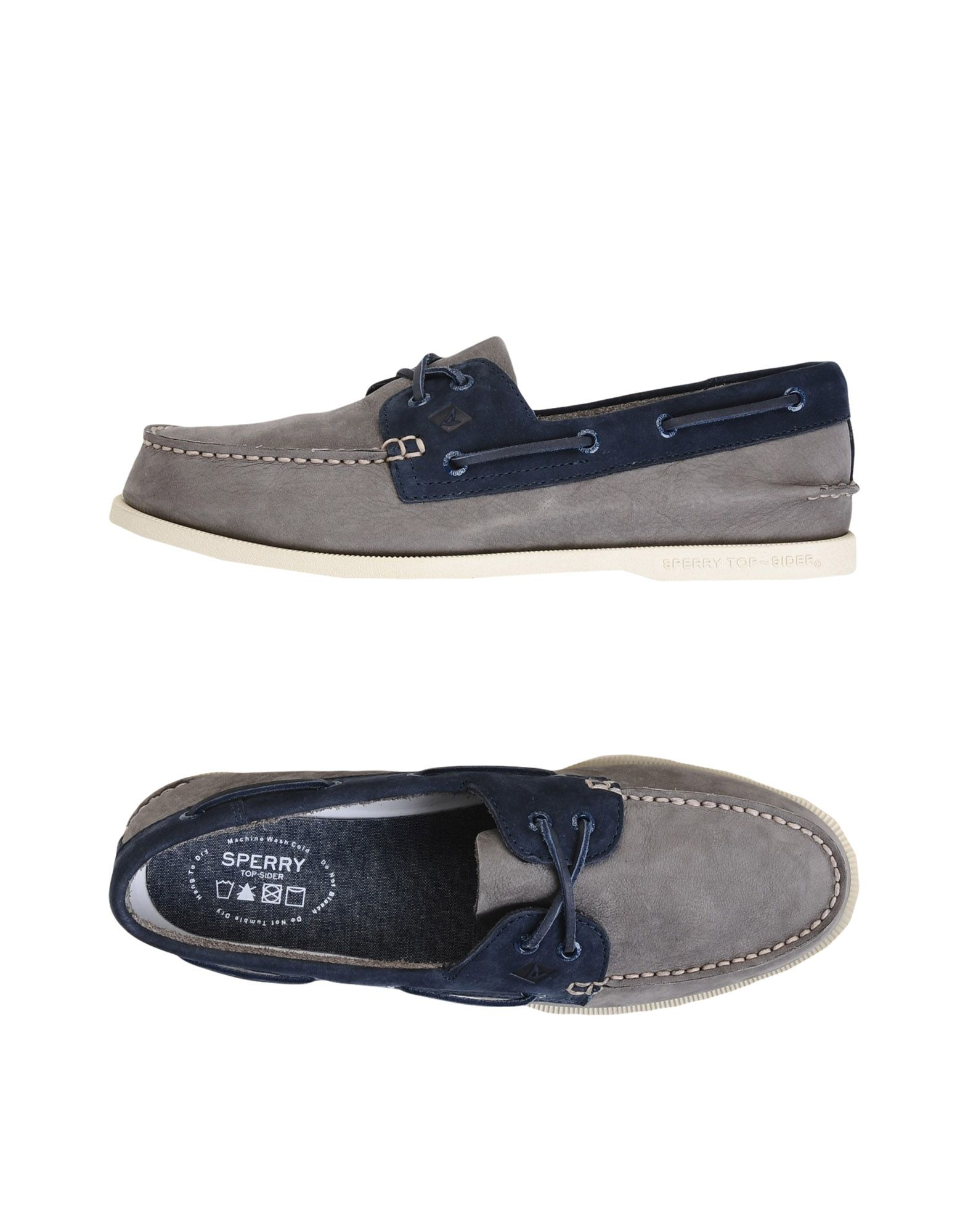 Sperry Top-Sider A/O 2-Eye Washable - Loafers Loafers - Men Sperry Top-Sider Loafers Loafers online on  Canada - 11456897HB 92328b