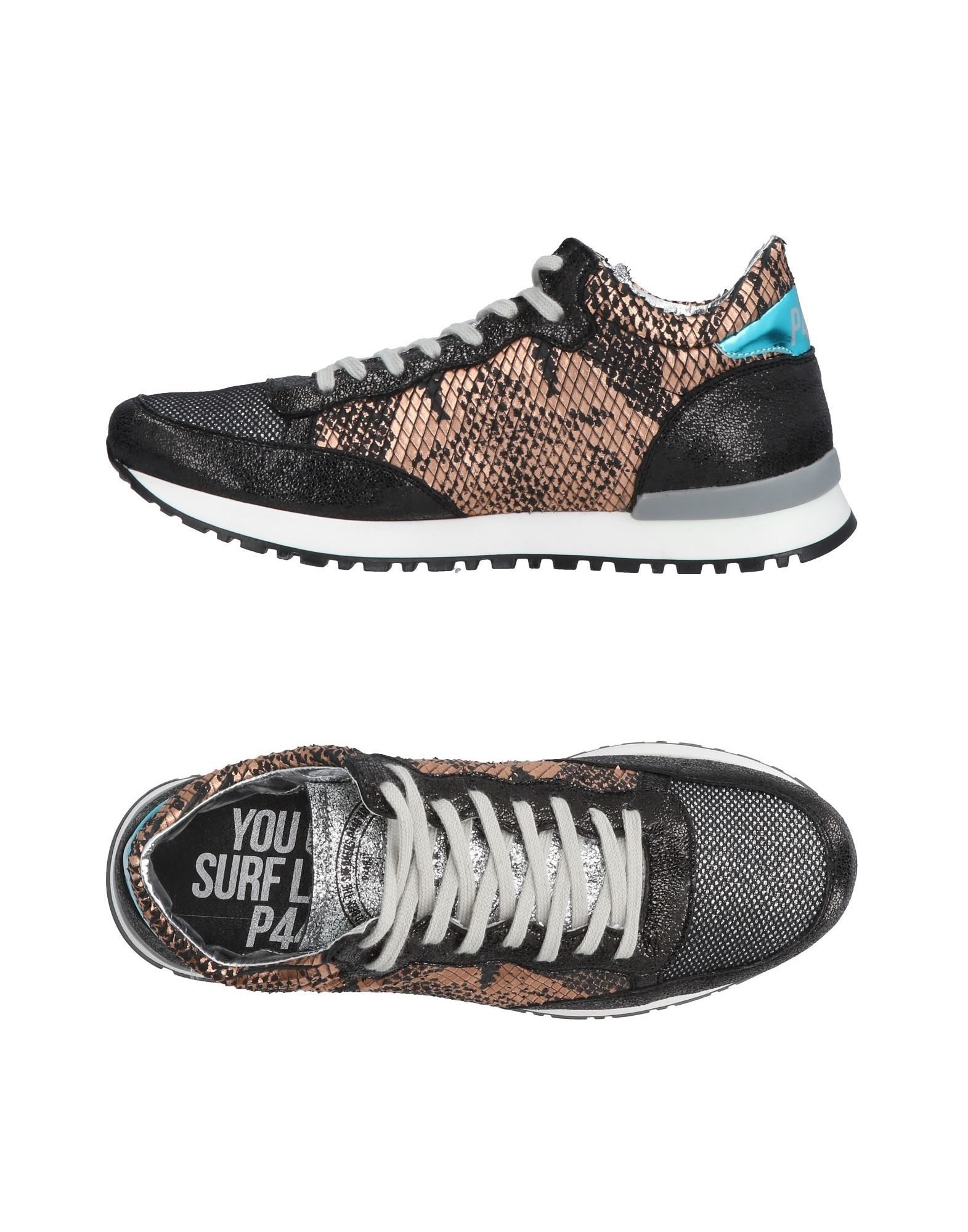 Gut um billige Schuhe zu tragenP448 Sneakers Damen  11456902FN