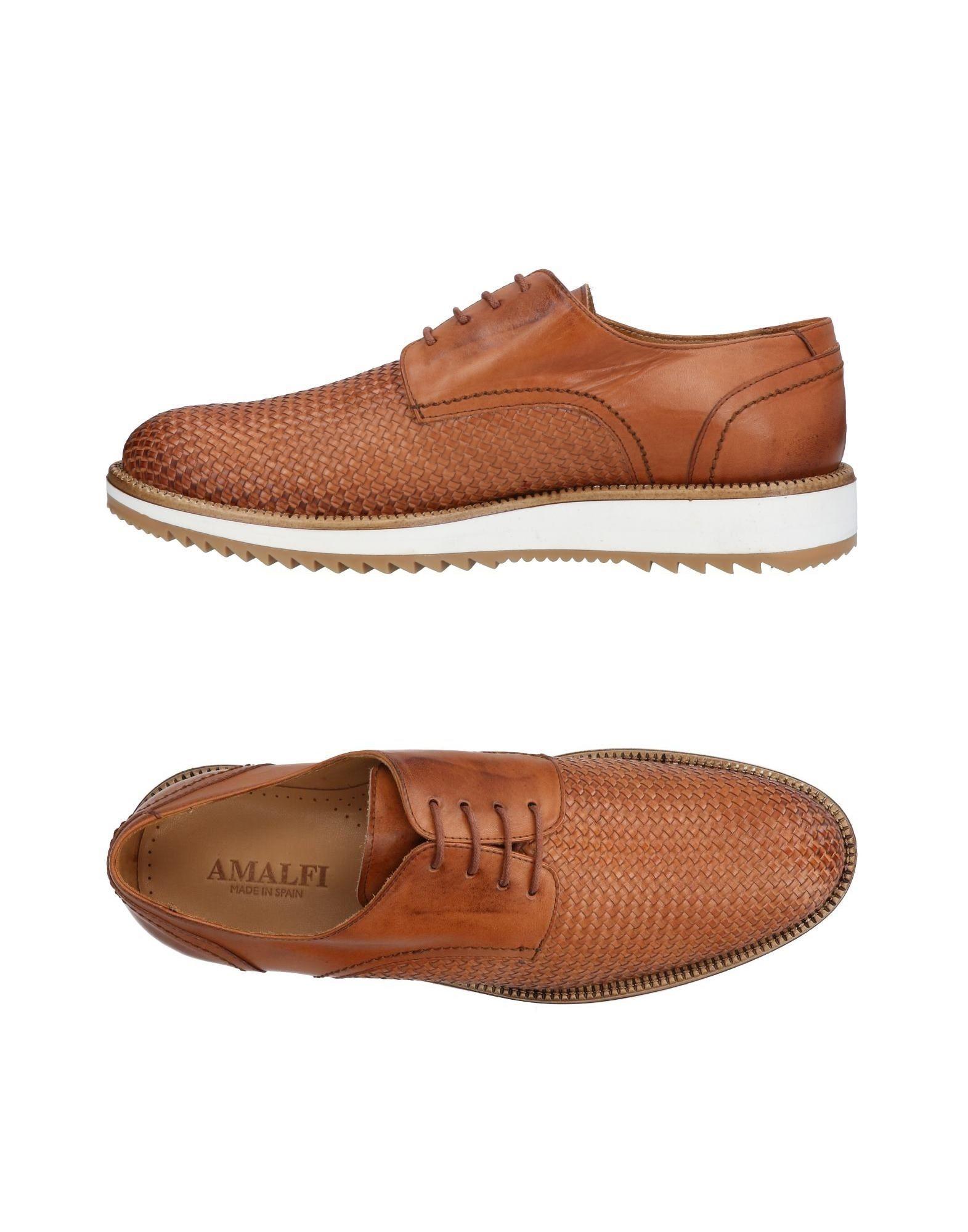 Rabatt echte Schuhe Amalfi Schnürschuhe Herren  11456906RI