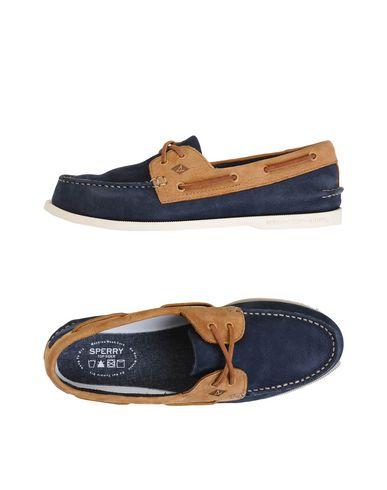 Zapatos con descuento Mocasín Sperry Top-Sider A/O 2-Eye Washable - Hombre - Mocasines Sperry Top-Sider - 11456907RQ Azul oscuro