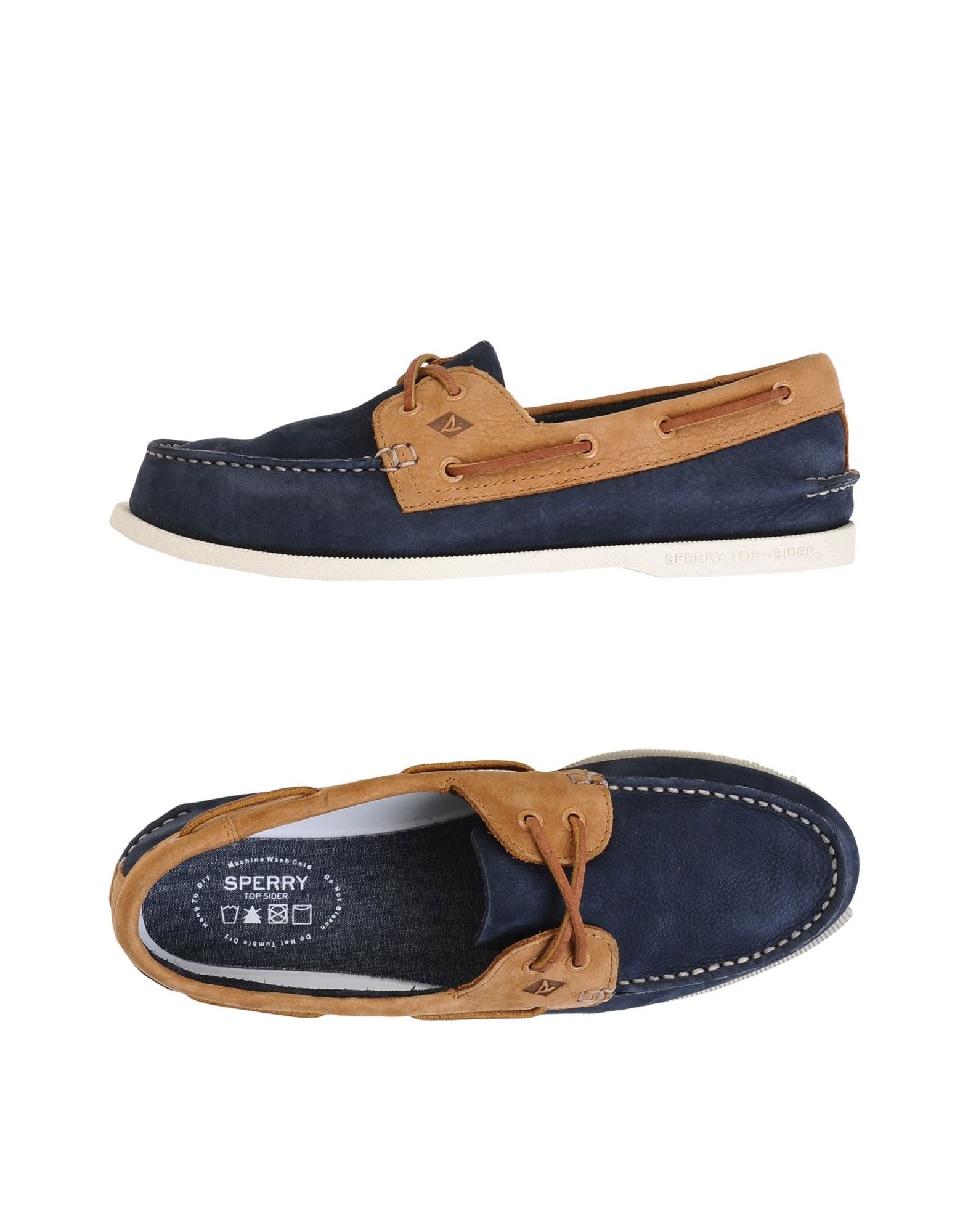 Mocassino Sperry - Top-Sider A/O 2-Eye Washable - Sperry Uomo - 11456907RQ eeb540