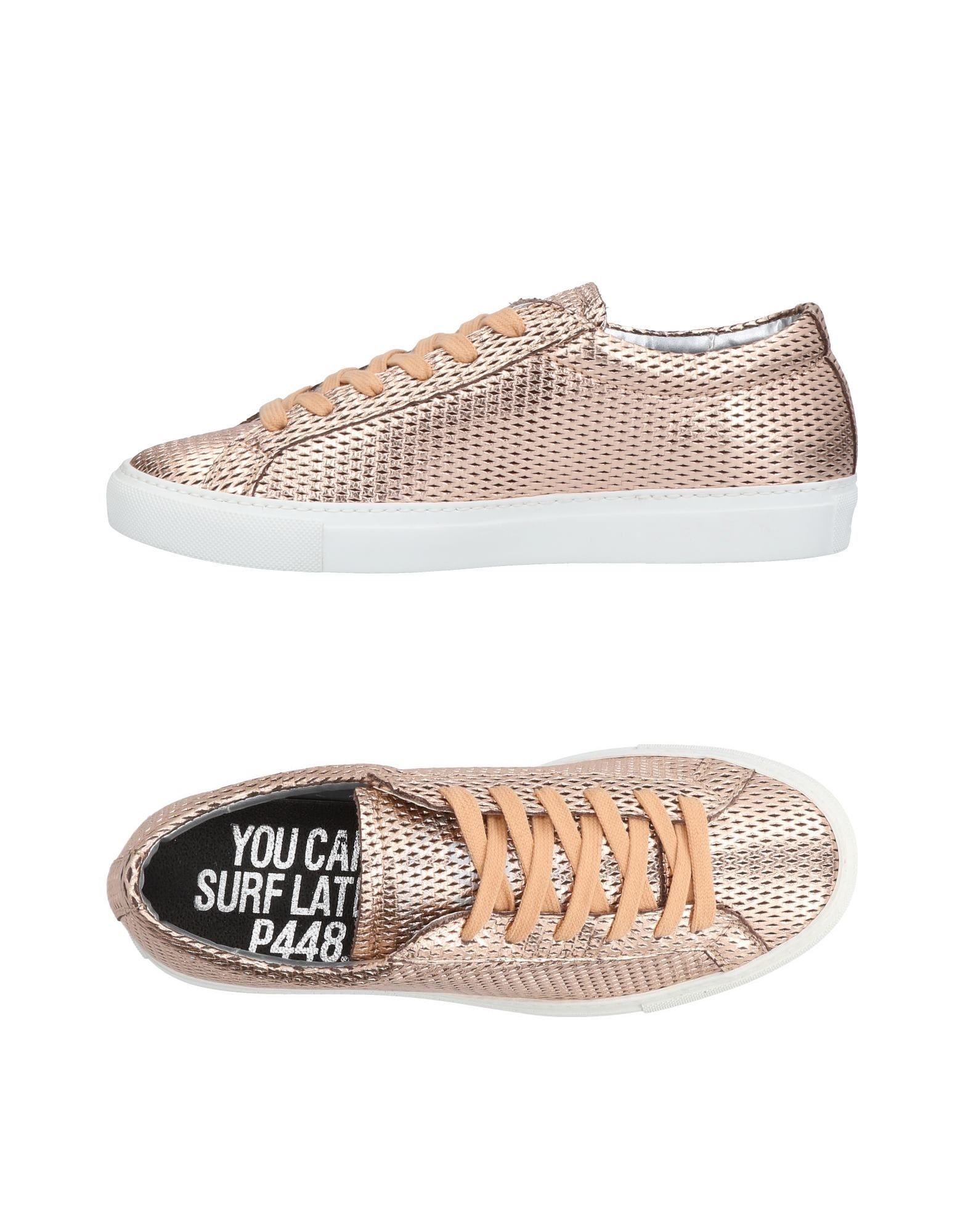 Gut um billige Schuhe zu tragenP448 Sneakers Damen  11456933GT