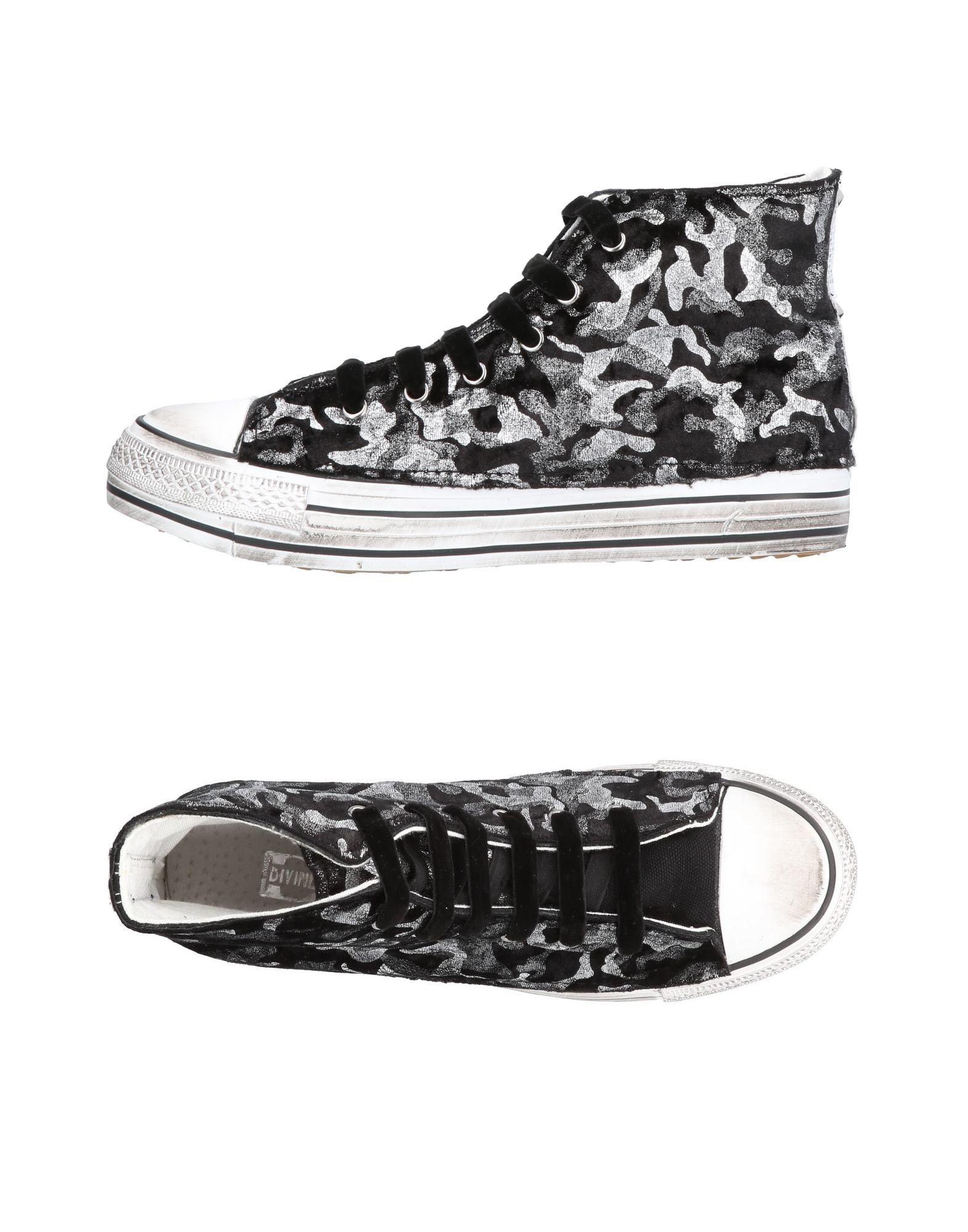 Divine 11456960VU Follie Sneakers Damen  11456960VU Divine Gute Qualität beliebte Schuhe 26c251