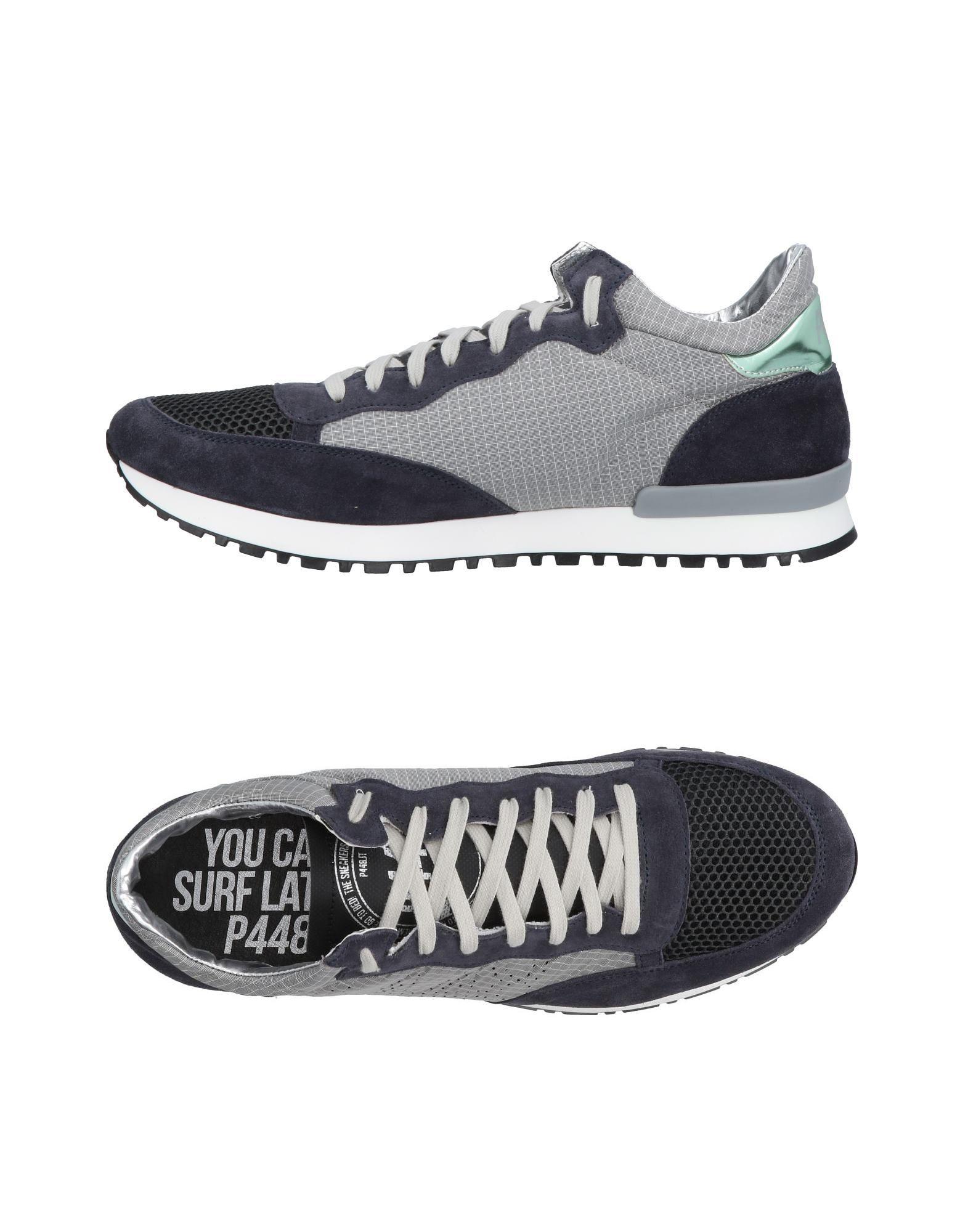 Rabatt echte Schuhe P448 Sneakers Herren  11456965AR