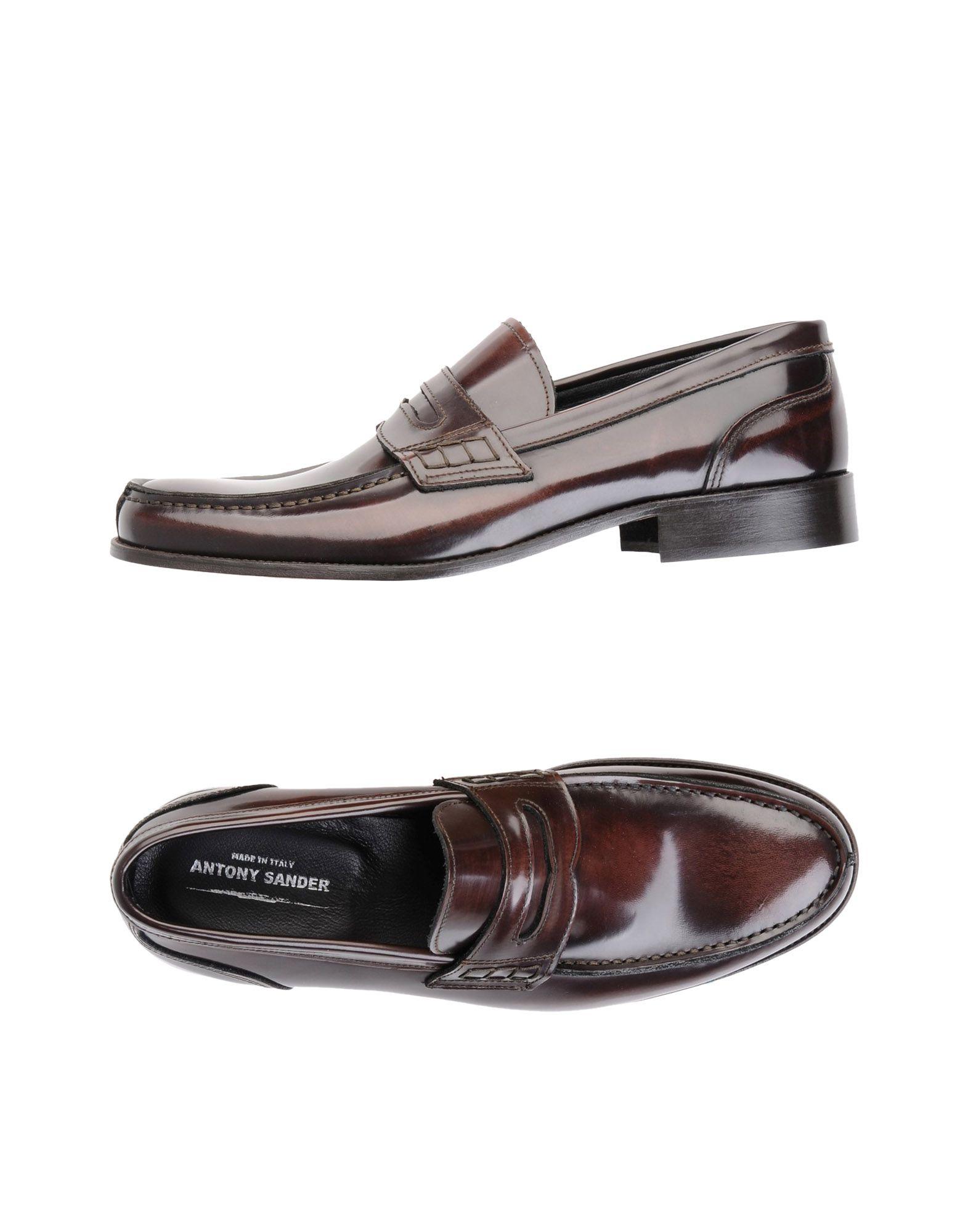 Rabatt echte Schuhe Antony Sander Mokassins Herren  11456968QH