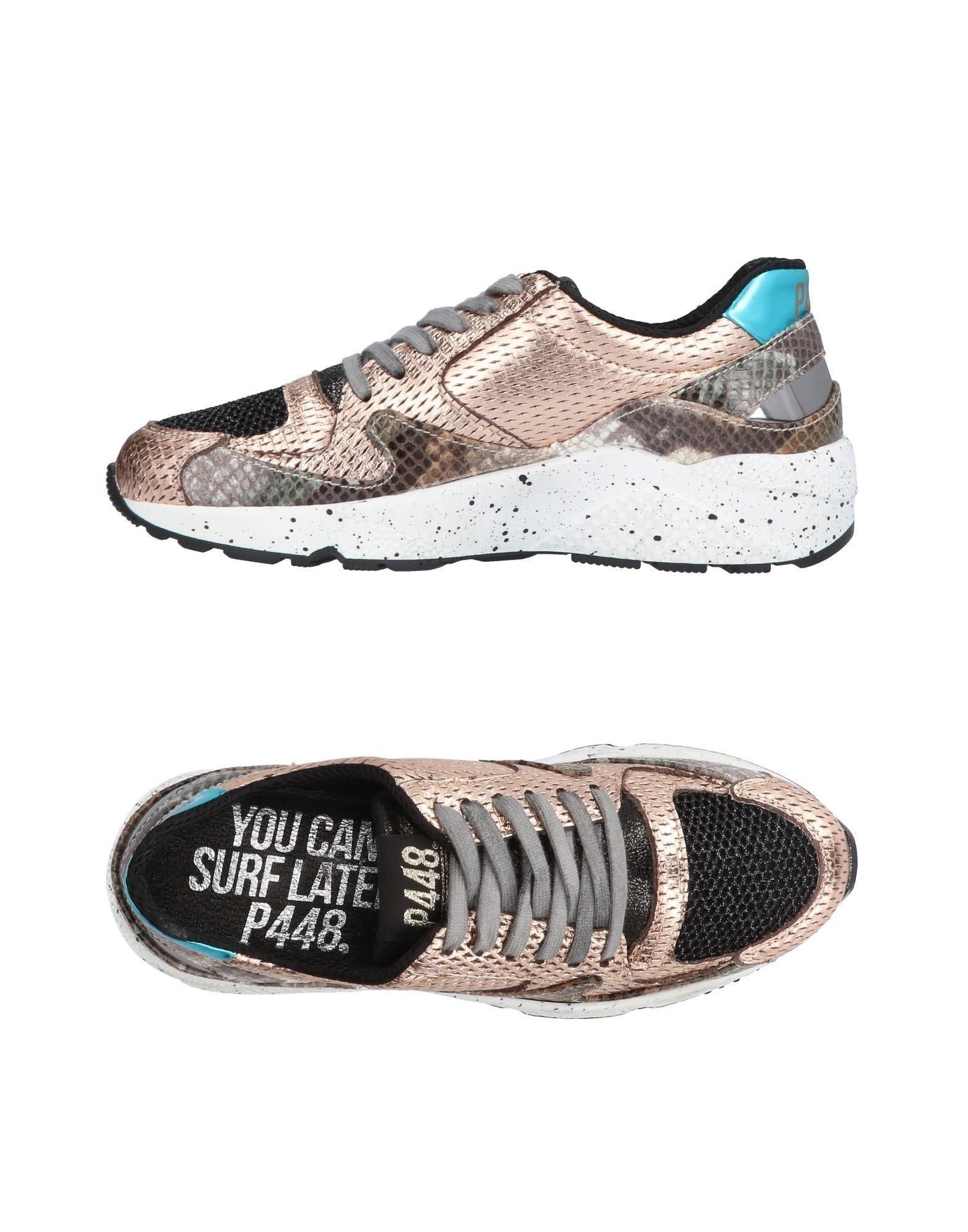 Gut um billige Schuhe zu tragenP448 Sneakers Damen  11456972DW