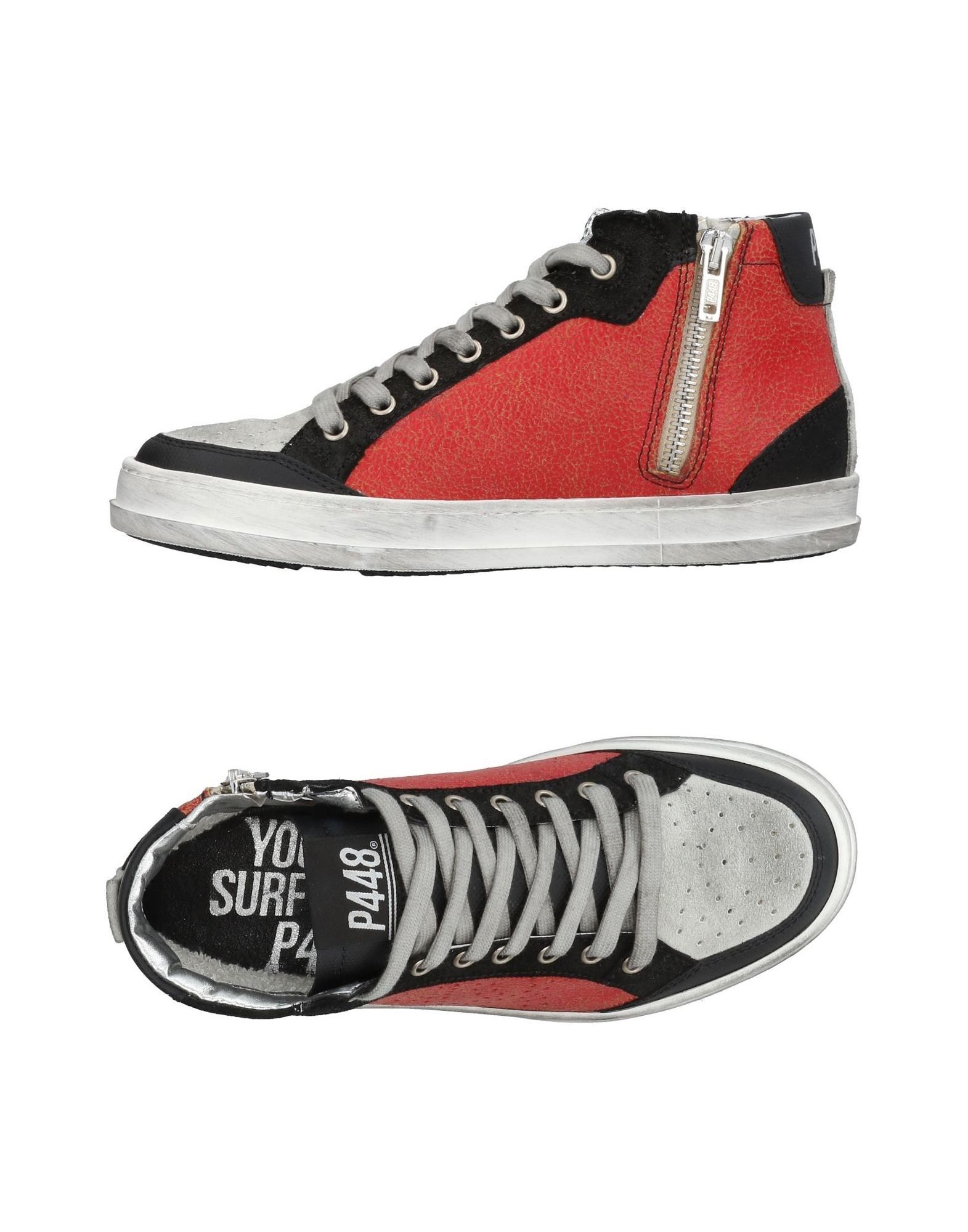 Moda Sneakers P448 Donna - 11456975WJ