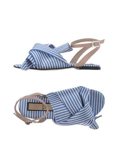 N° 21 Sandalen Ausgezeichnete Online Billig Großer Verkauf Shop Für Verkauf Steckdose Breite Palette Von 9OwfYGez