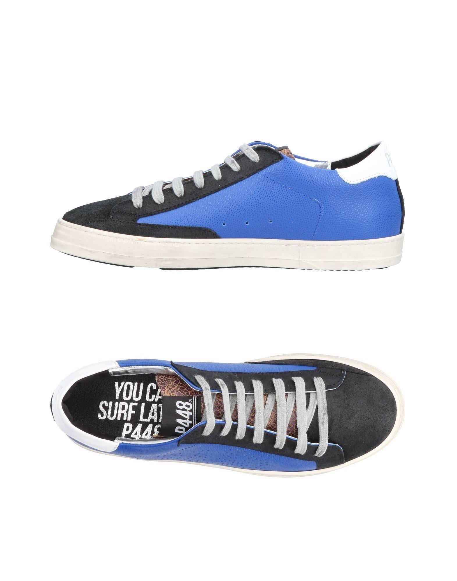 Scarpe economiche e resistenti Sneakers P448 Uomo - 11456997WK