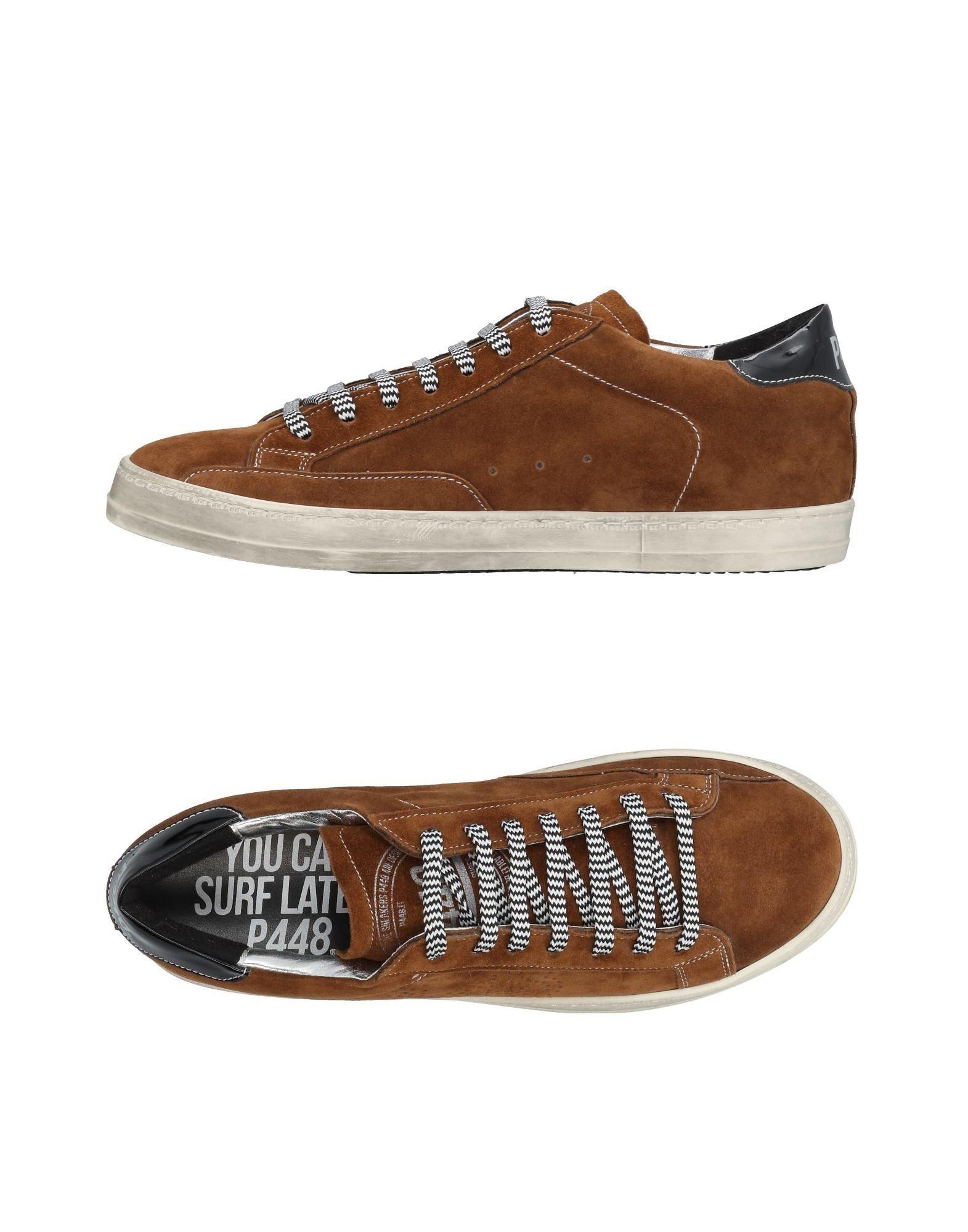 Rabatt echte Schuhe P448  Sneakers Herren  P448 11457000MC 1ea890