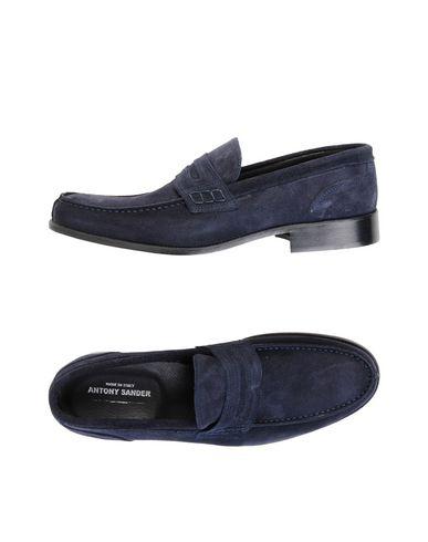 Zapatos con descuento Mocasín Antony Sander Hombre - Mocasines Antony Sander - 11457011XL Azul oscuro
