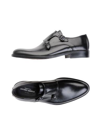 Zapatos con descuento Mocasín Antony Sander Hombre - Mocasines Antony Sander - 11457020IG Negro