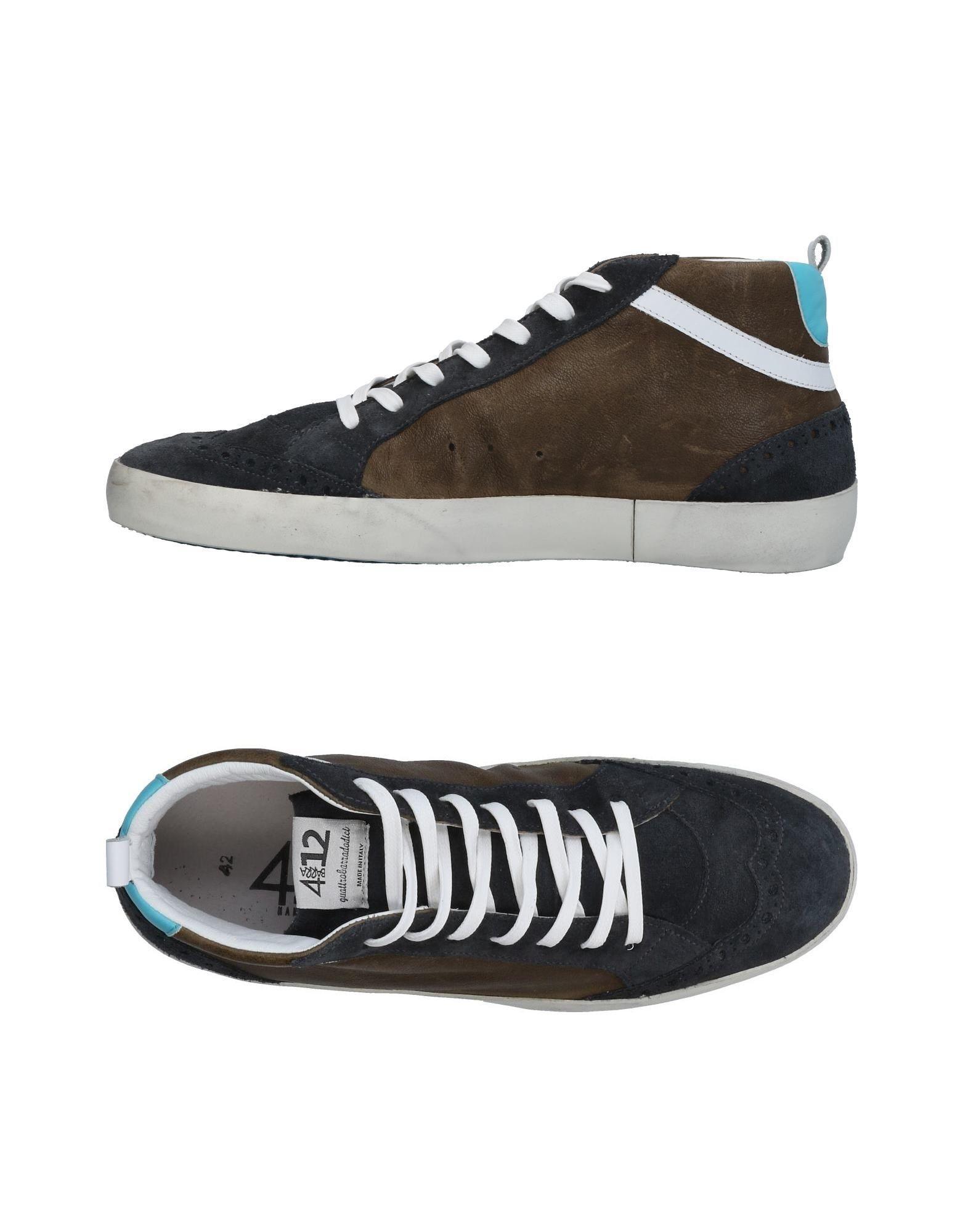 Moda Sneakers Quattrobarradodici Uomo - 11457047WS