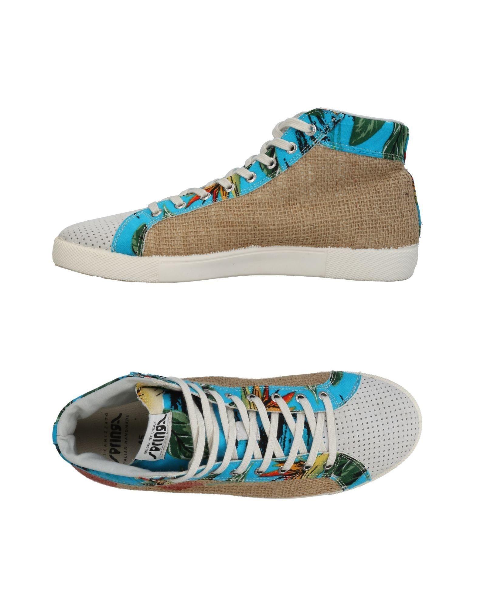 Rabatt echte Schuhe Springa Sneakers Herren  11457056EX