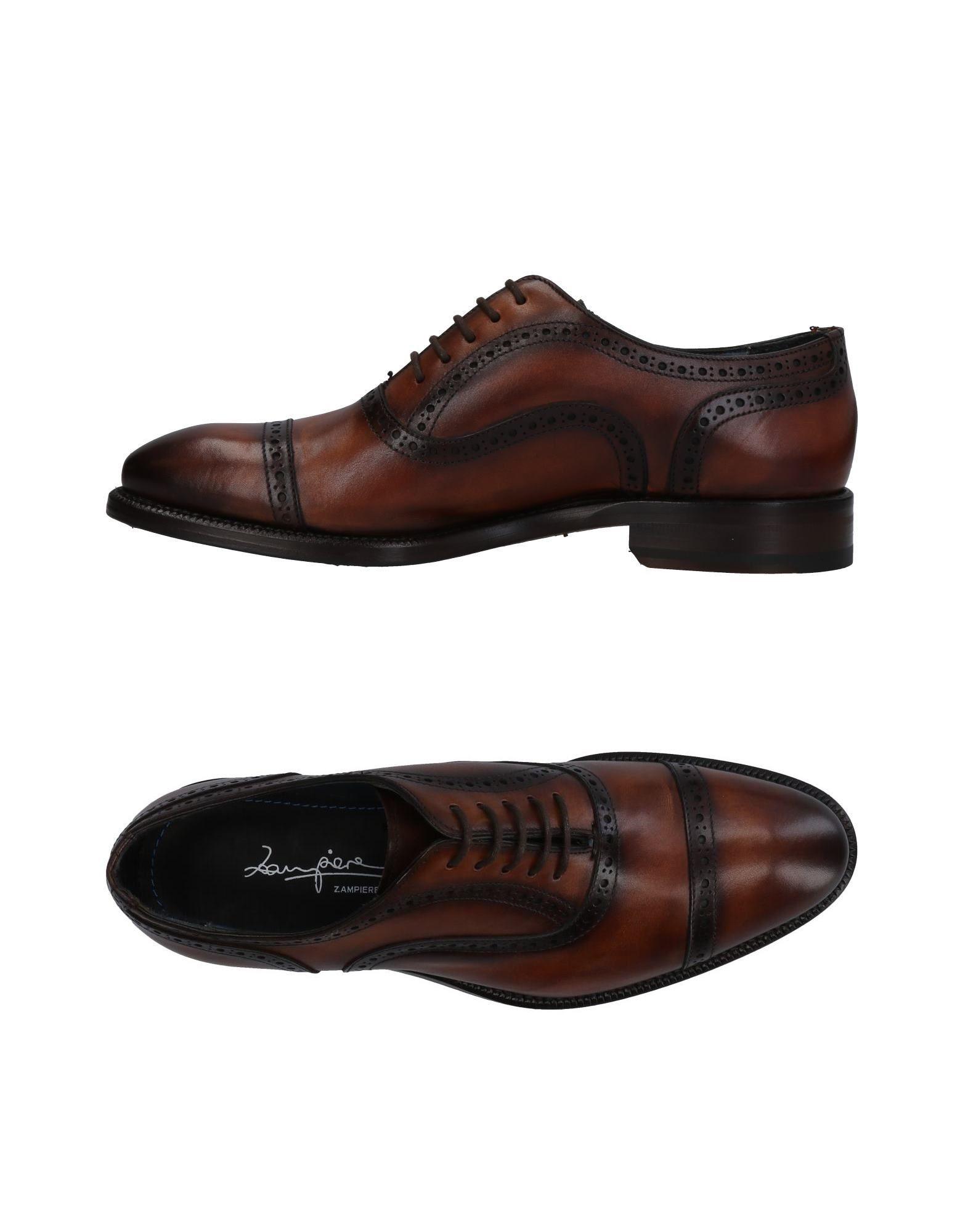 Rabatt echte Schuhe Zampiere Schnürschuhe Herren  11457063QM