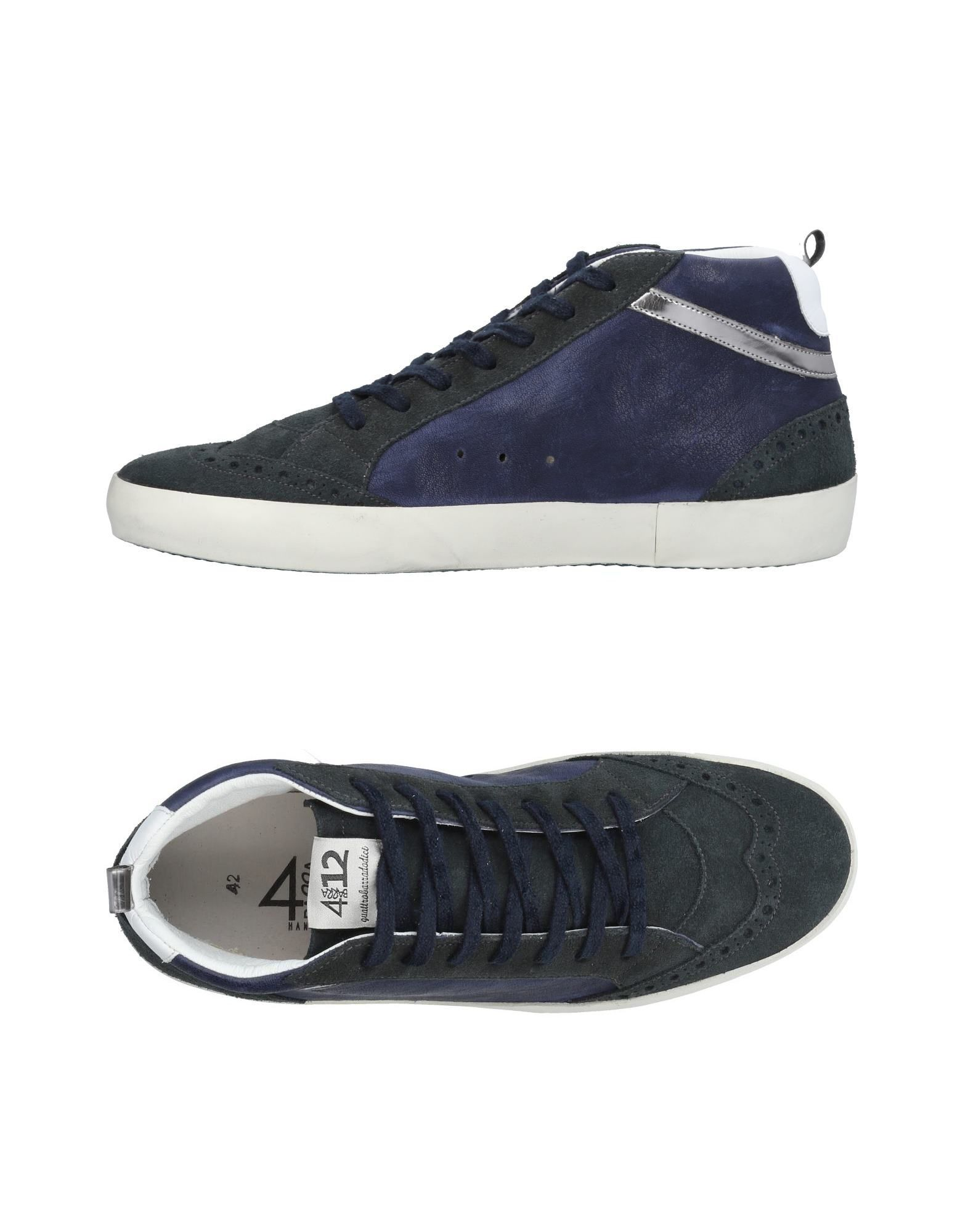 Sneakers Quattrobarradodici Uomo - 11457077EG elegante