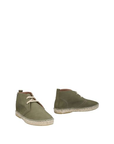 ESPADRILLES Boots in Military Green