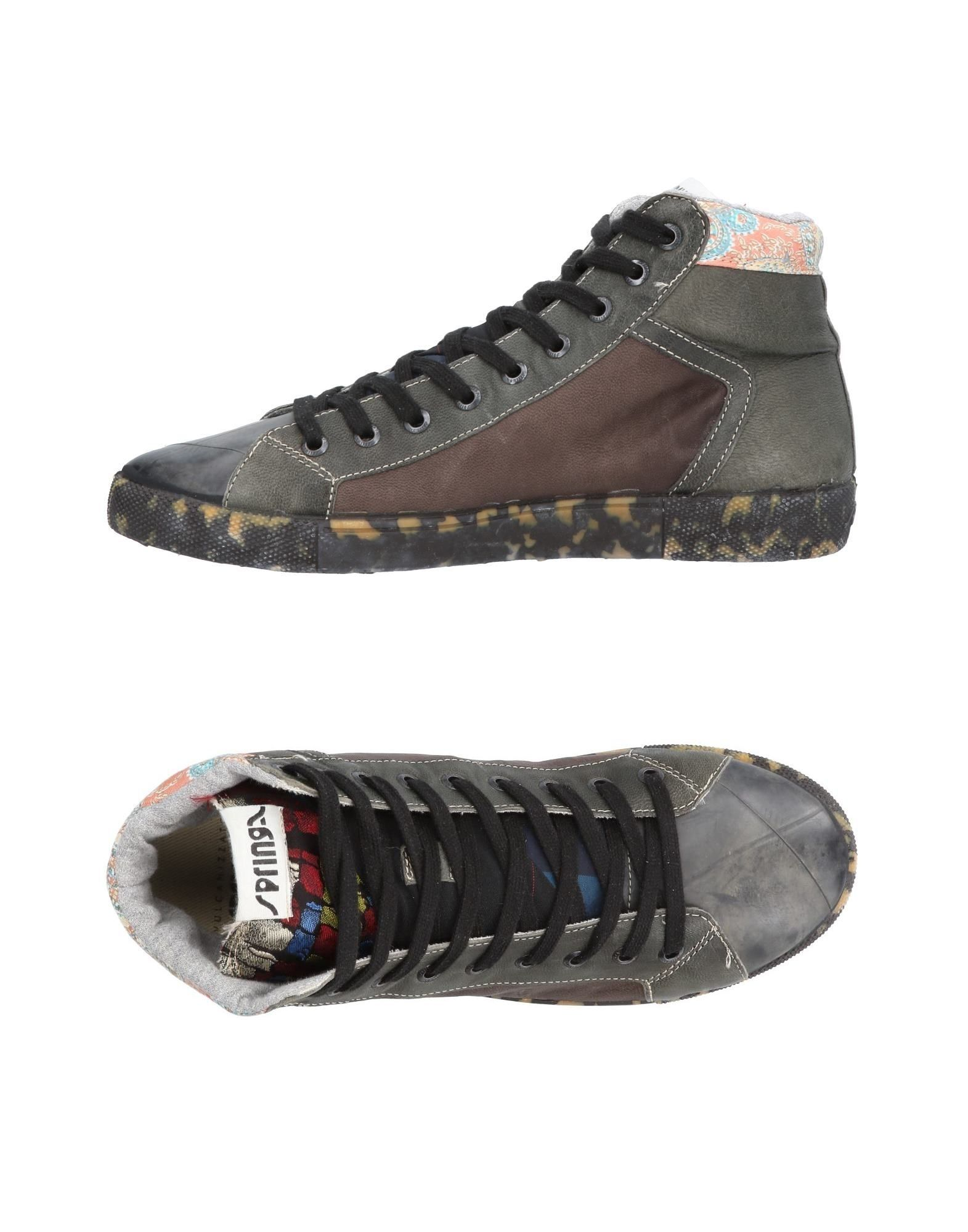 Rabatt echte Schuhe Springa Sneakers Herren  11457103OD