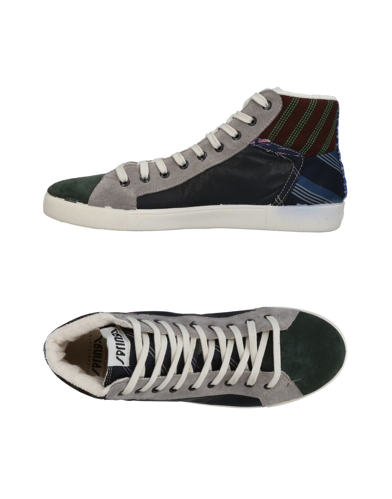Rabatt echte Schuhe Springa Sneakers Herren  11457109TR