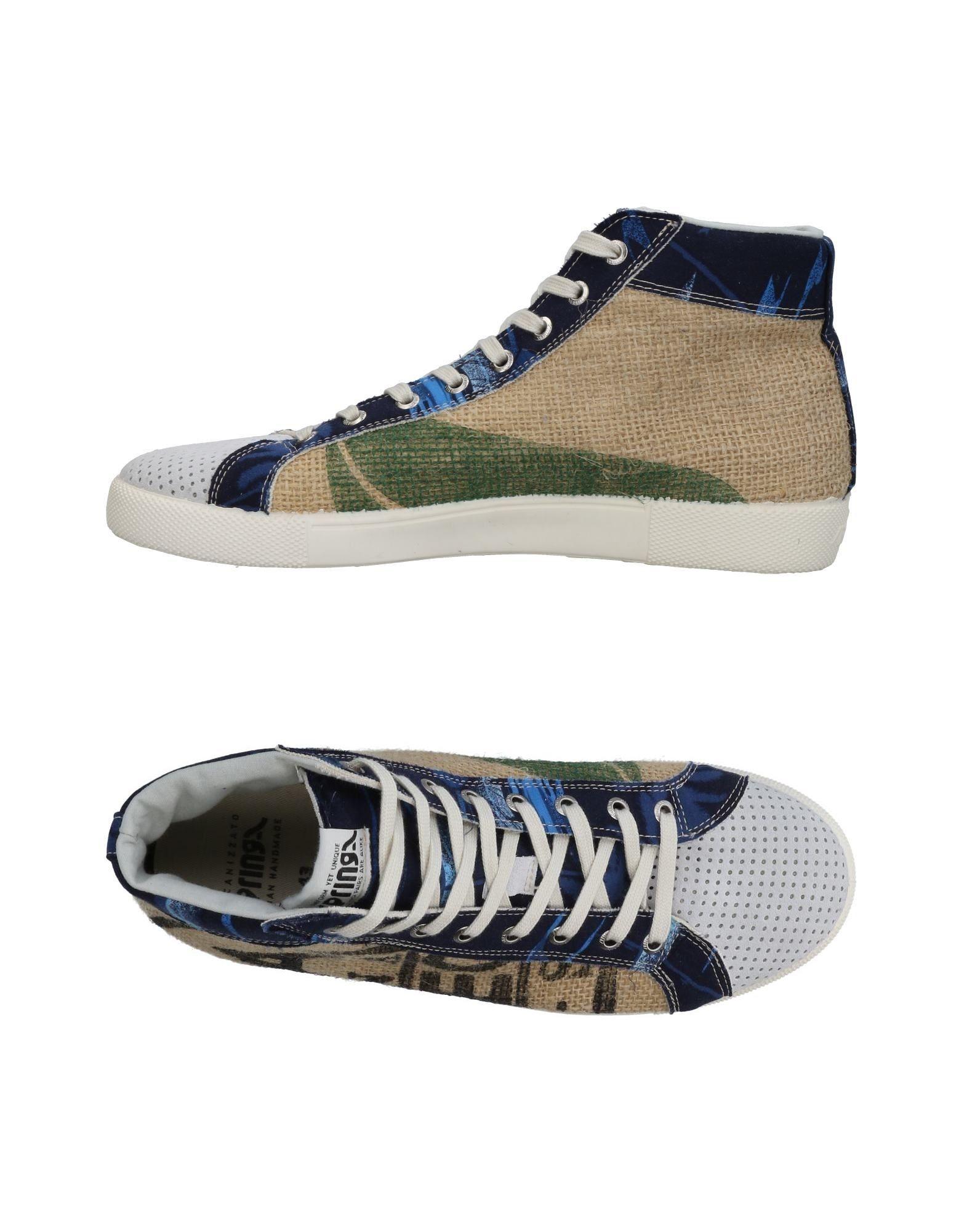 Rabatt echte Schuhe Springa Sneakers Herren  11457111NB