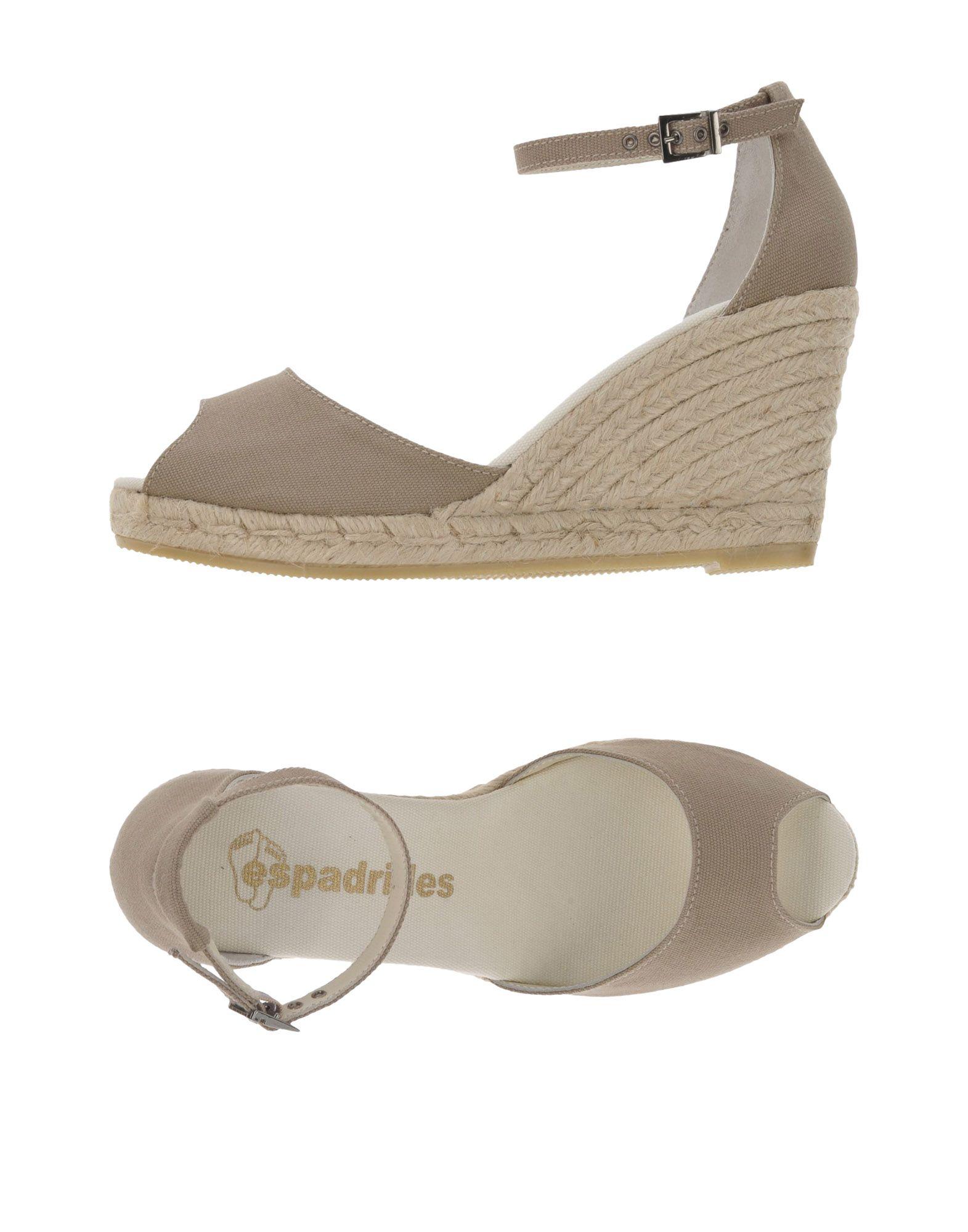 Haltbare Mode billige Schuhe Espadrilles Sandalen Damen  11457129FX Heiße Schuhe