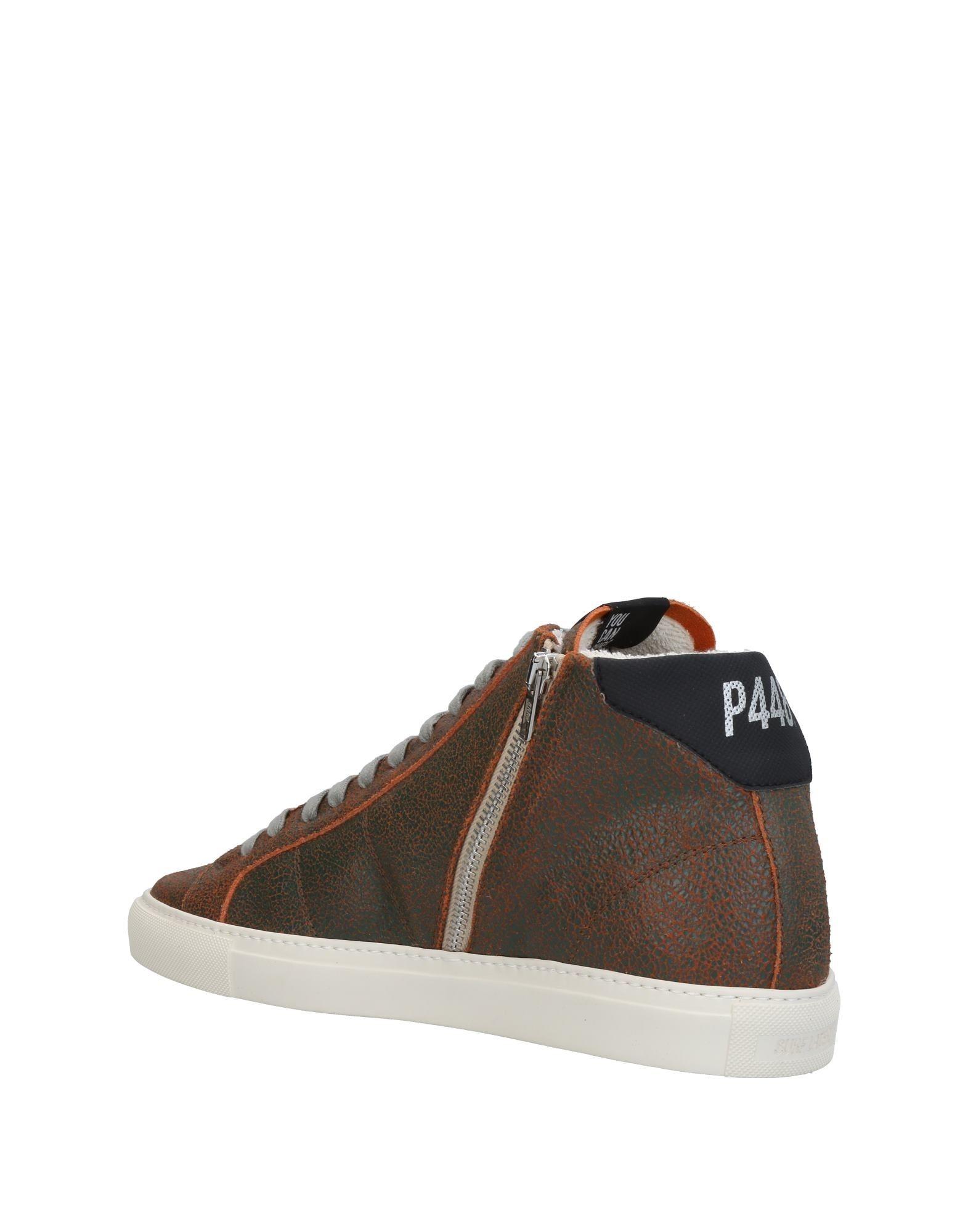 Rabatt echte Schuhe P448 Sneakers Herren  11457164PP